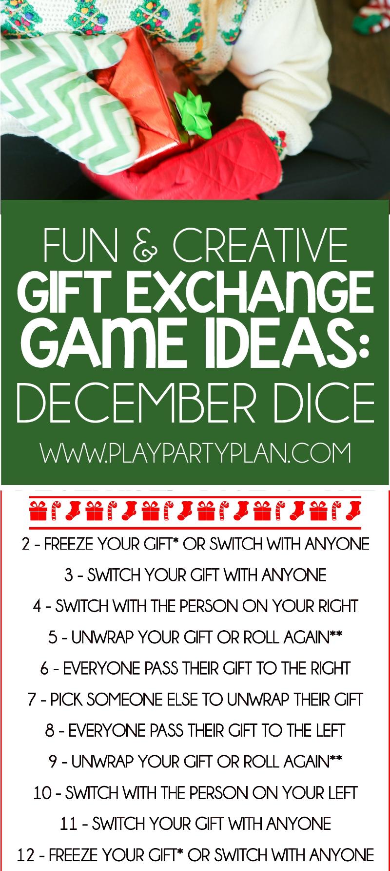 10 Great Creative Christmas Gift Exchange Ideas