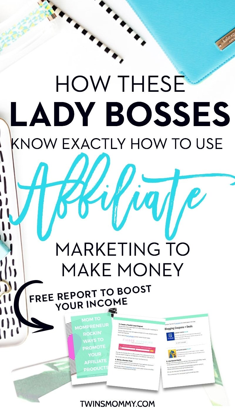 10 Nice How To Make Millions With Your Ideas these lady bosses know how to use affiliate marketing to make money 2020