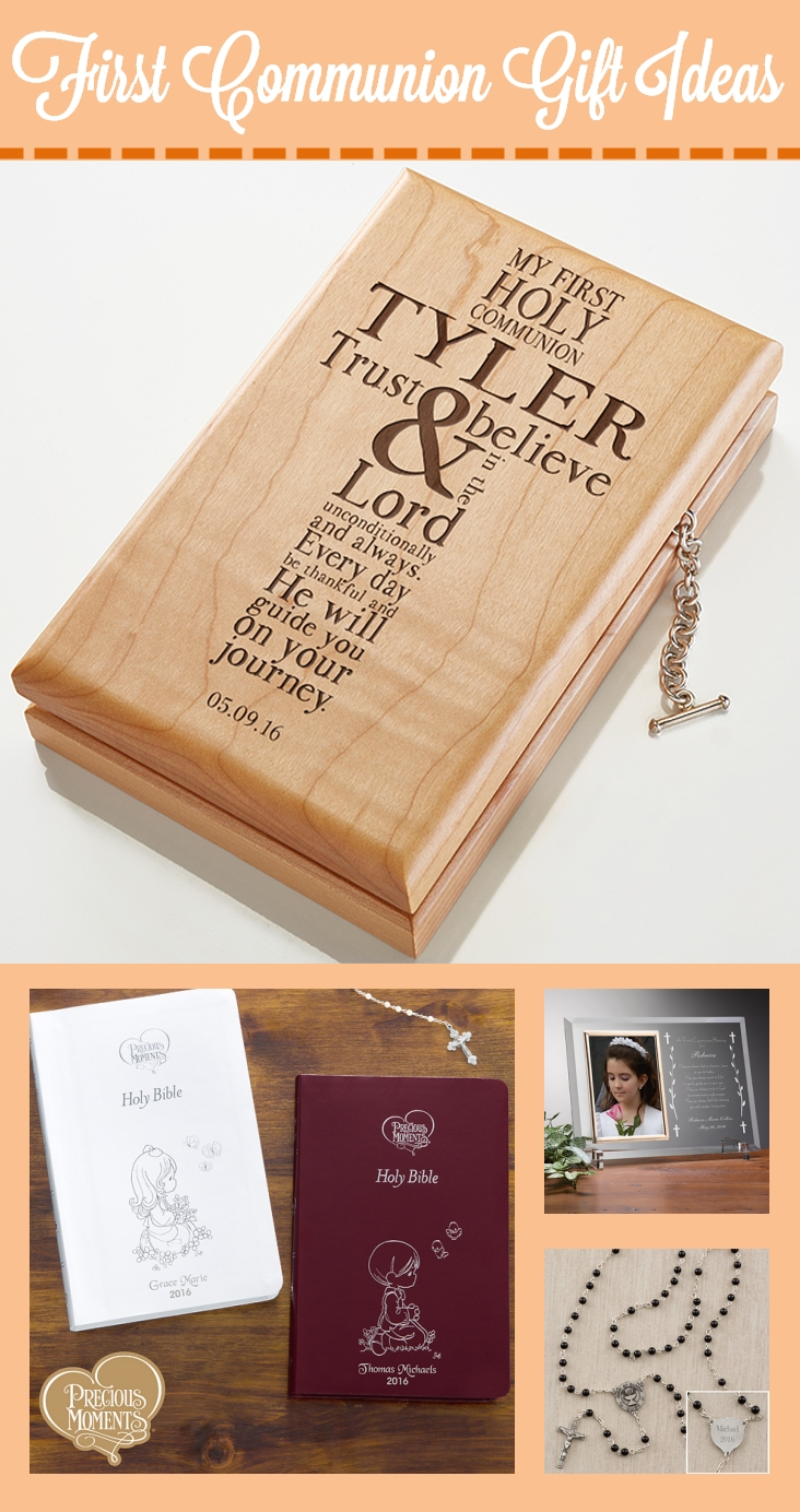 10 Pretty First Communion Gift Ideas For Boys these personalized first communion gifts ideas are beautiful they 1 2020
