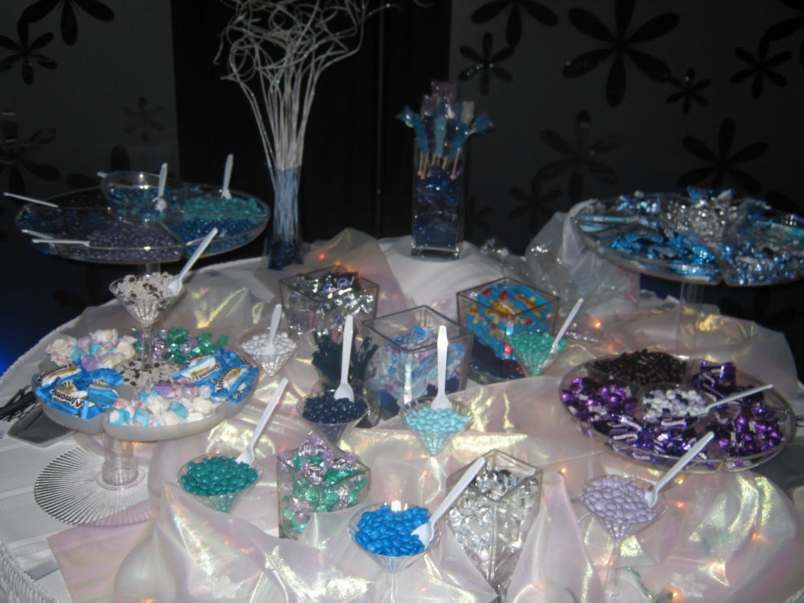 10 Fabulous Winter Wonderland Sweet 16 Ideas these would work well for a winter wonderland themed party too 2020