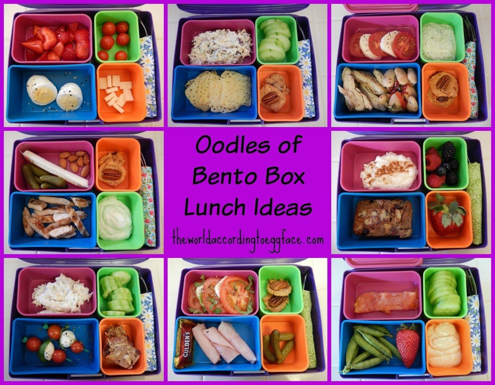 10 Elegant Healthy Bento Box Lunch Ideas theworldaccordingtoeggface oodles of healthy bento box lunch ideas 2021