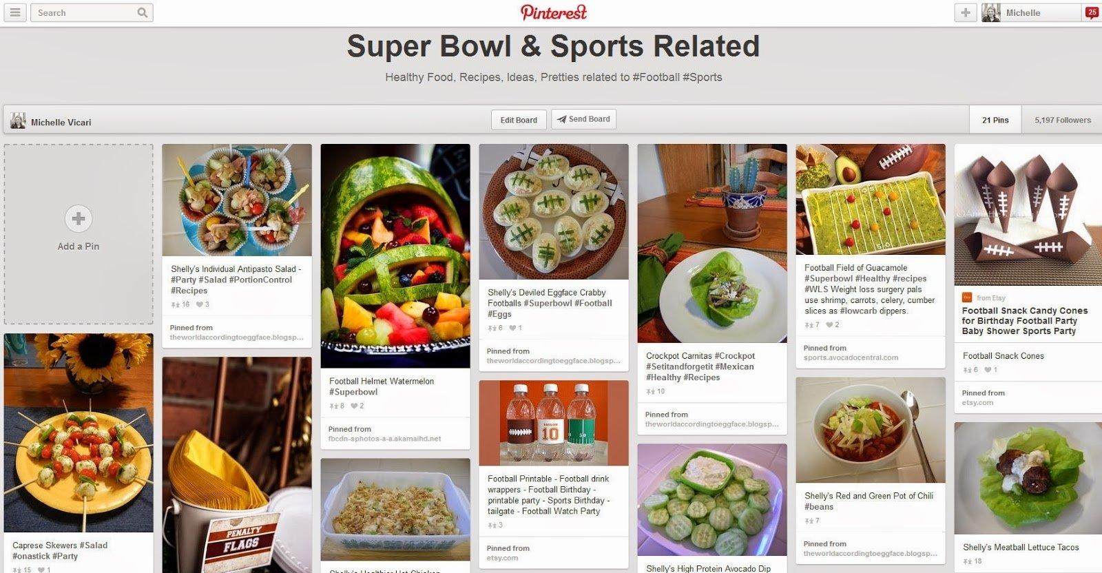10 Gorgeous Super Bowl Party Ideas Pinterest theworldaccordingtoeggface super bowl pinterest party 2020