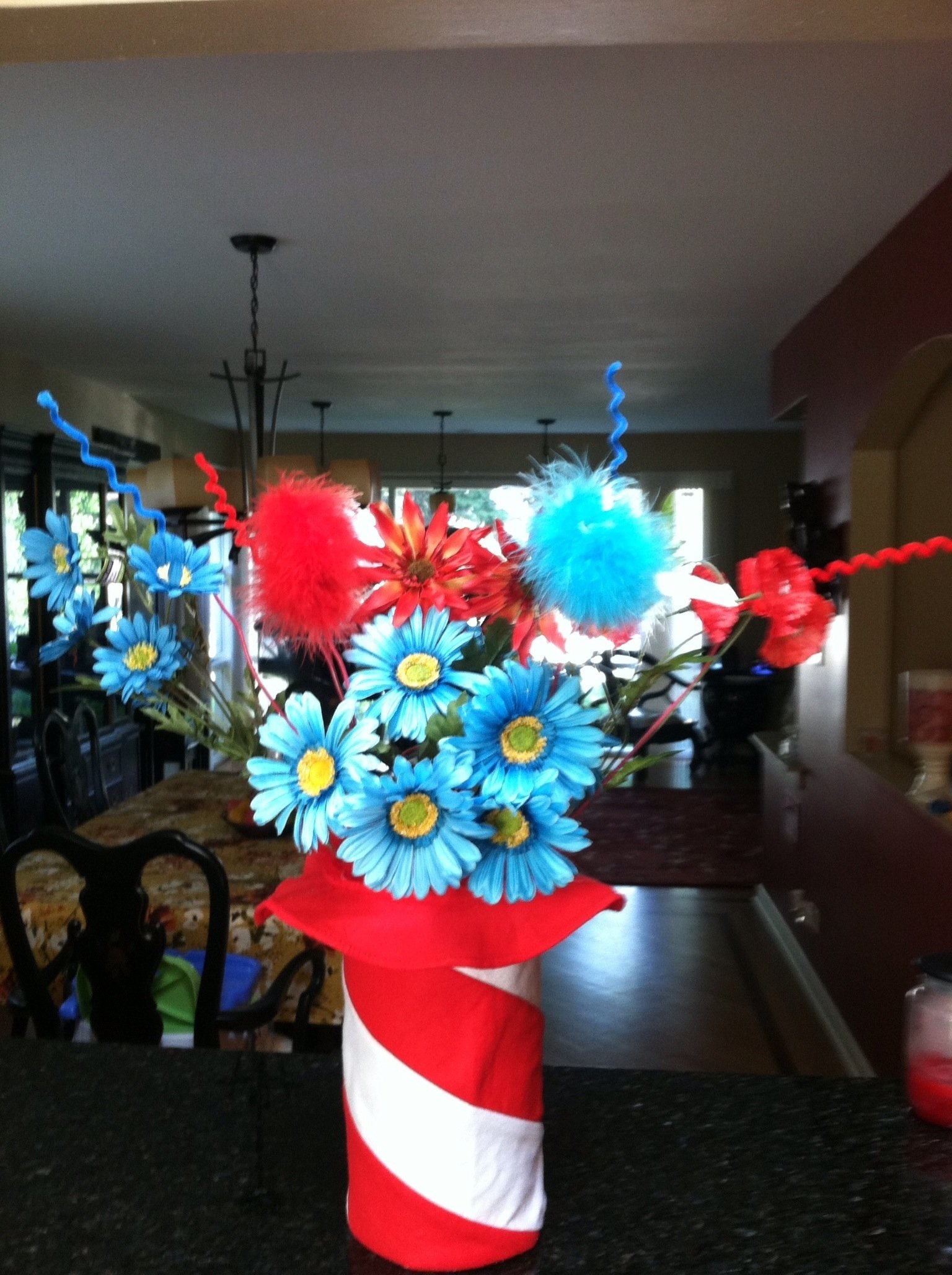 10 Fantastic Thing 1 And Thing 2 Baby Shower Ideas thing 1 thing 2 baby shower centerpieces e280a2 baby showers ideas 2021