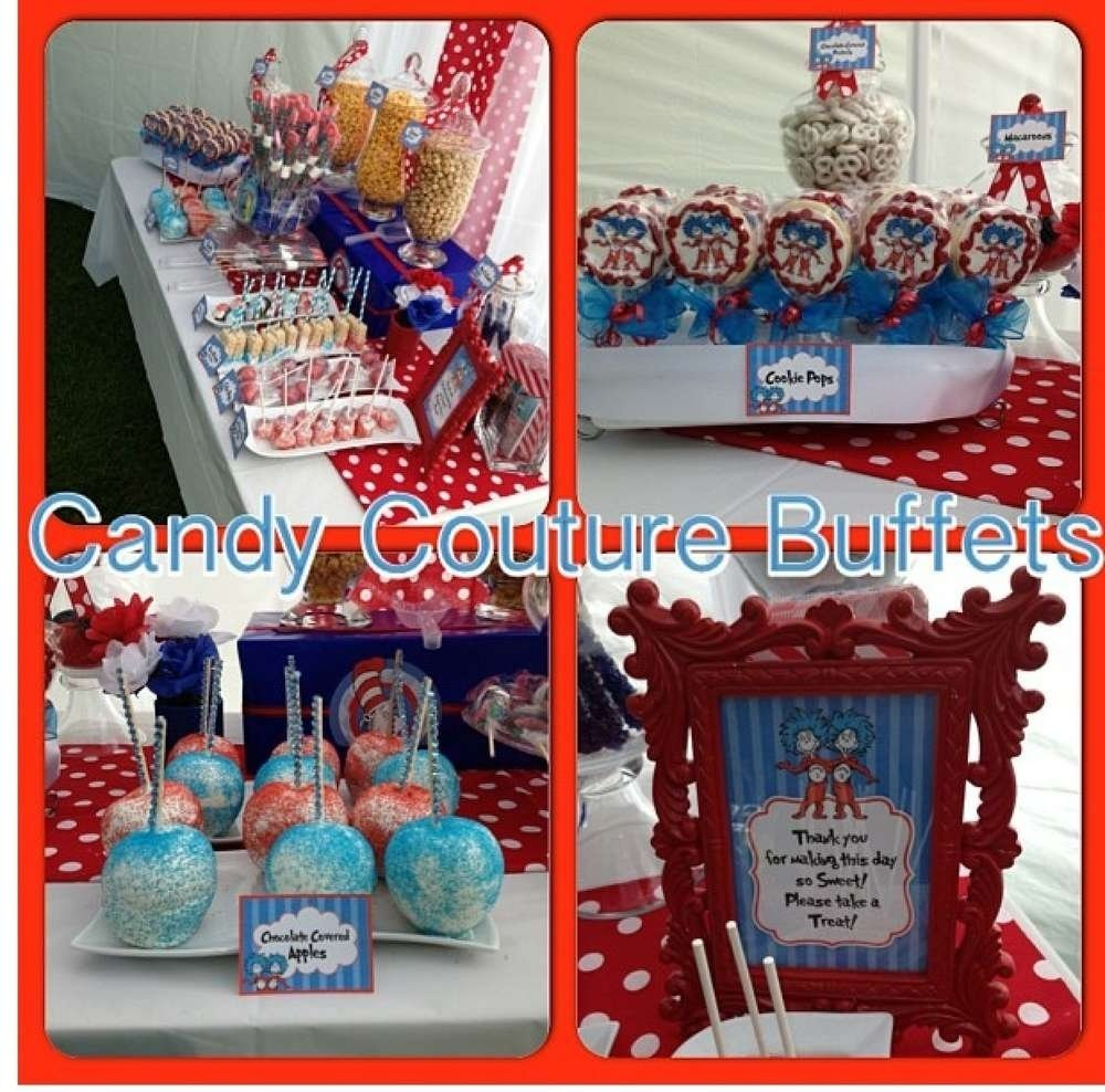 10 Trendy Thing 1 And Thing 2 Party Ideas thing 1 thing 2 baby shower party ideas photo 1 of 5 catch my party 2 2020