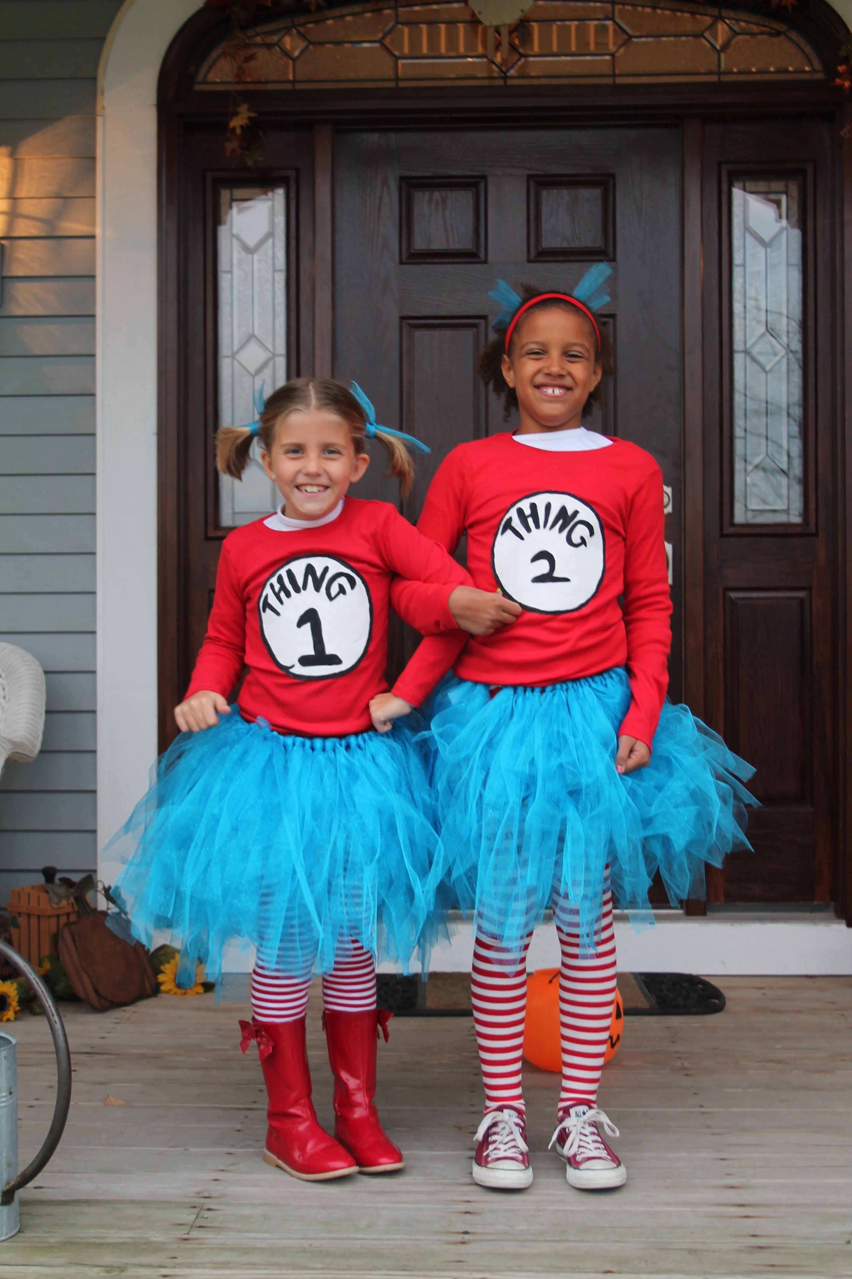 10 Unique Thing 1 And Thing 2 Costume Ideas thing 1 thing 2 halloween costume costume ideas pinterest 2021