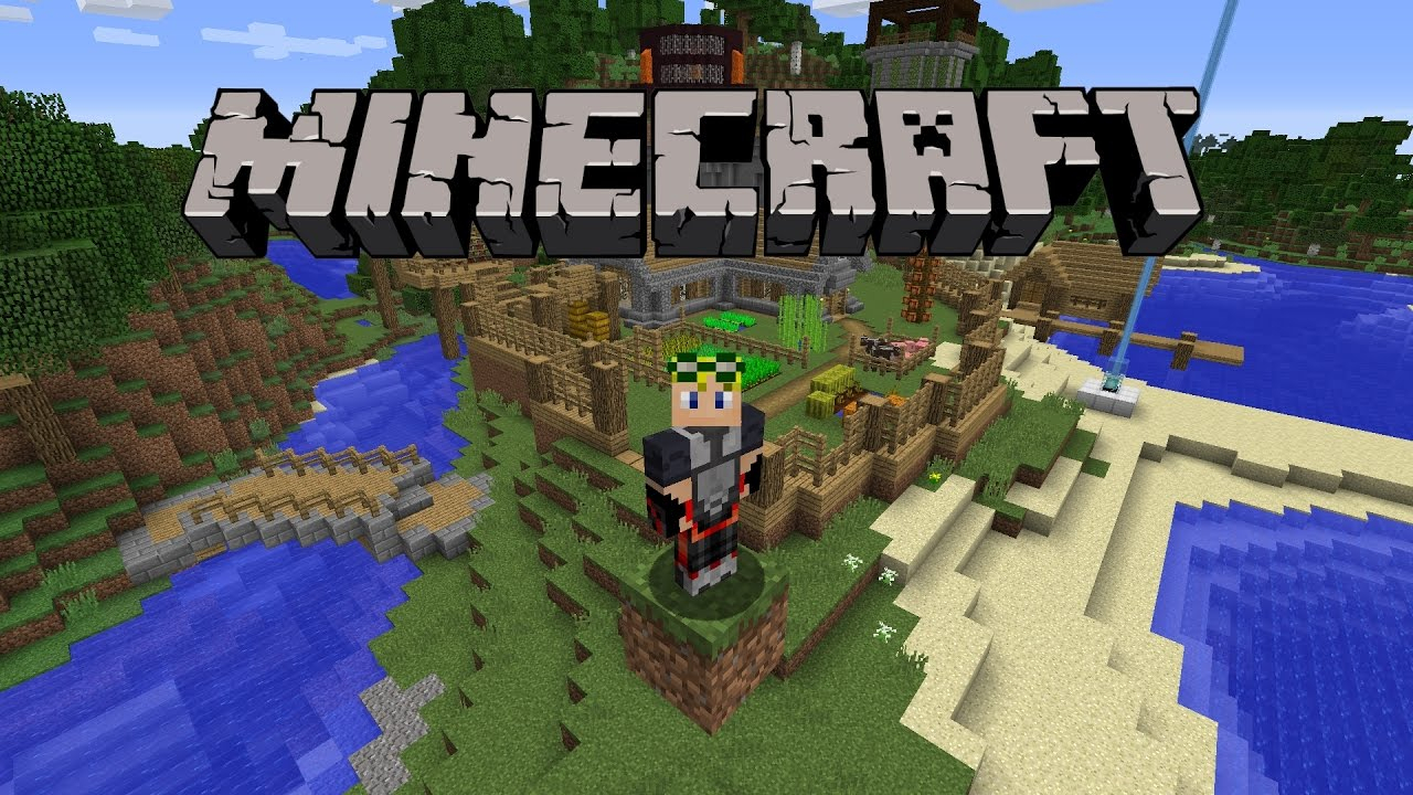 10 Awesome Ideas Of Things To Build In Minecraft things to build in survival minecraft youtube