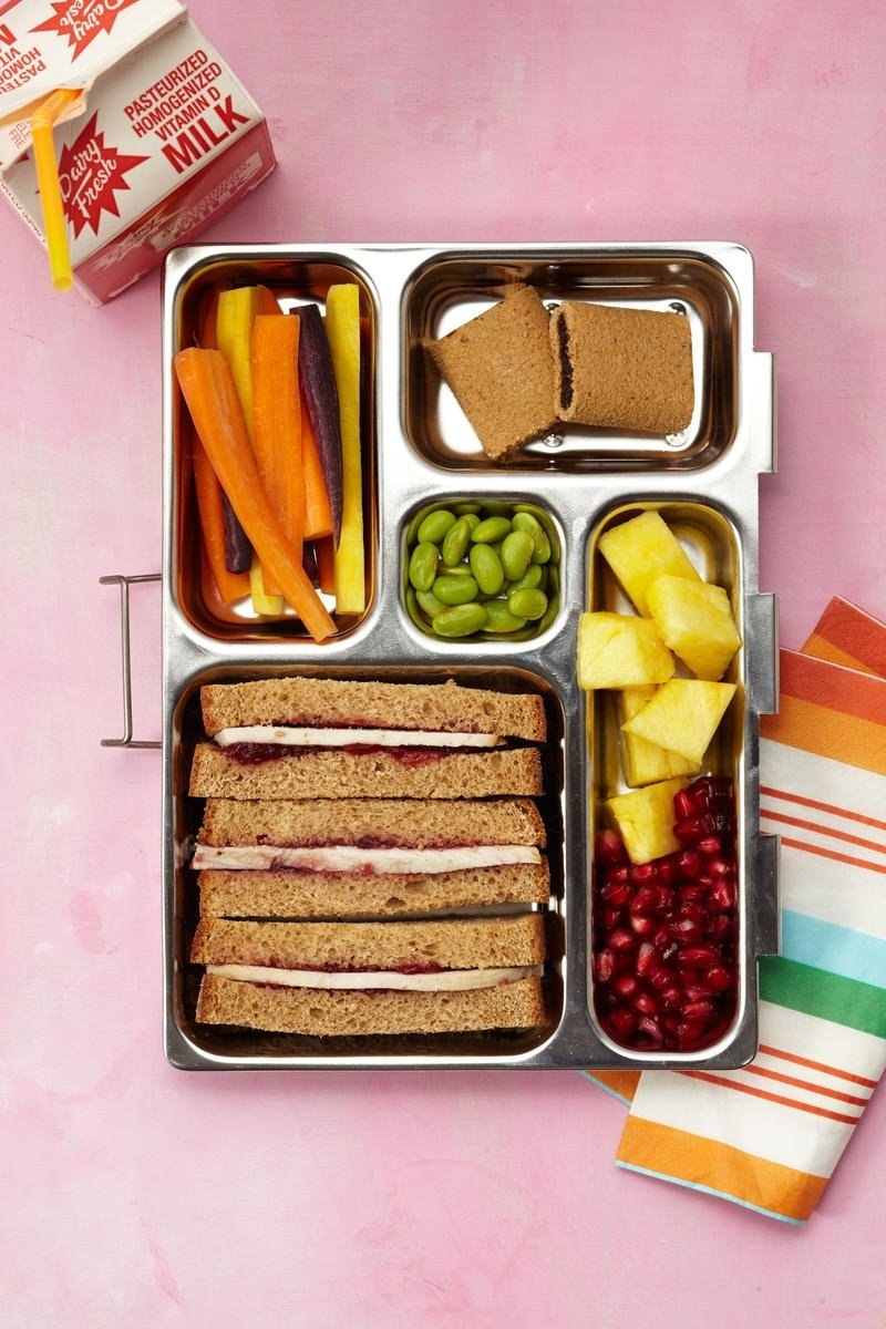 think inside the box: 50 bento box lunch ideas