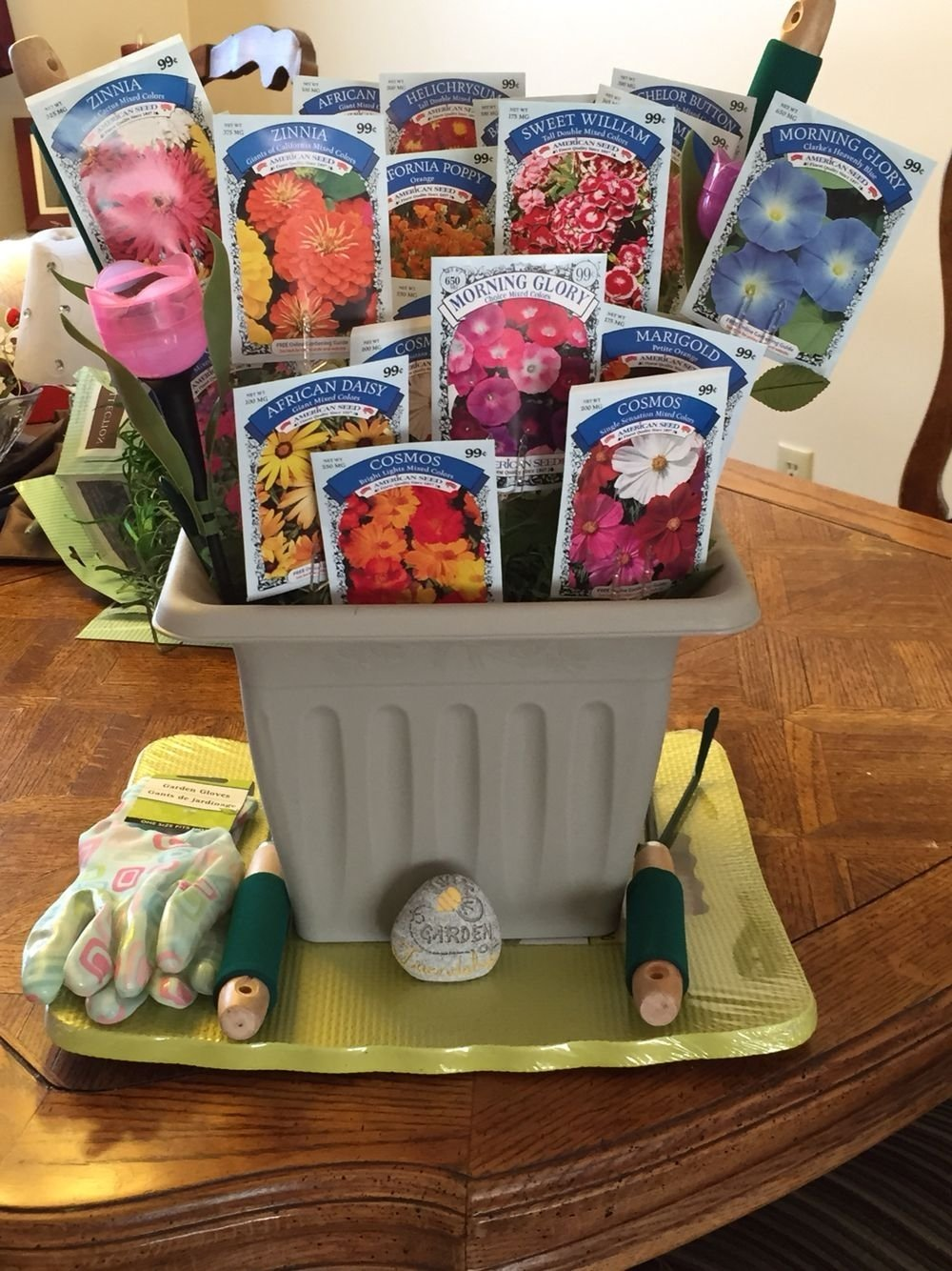 10 Best Ideas For Gift Baskets For Fundraisers thinking spring raffle basket crafts pinterest raffle 2021