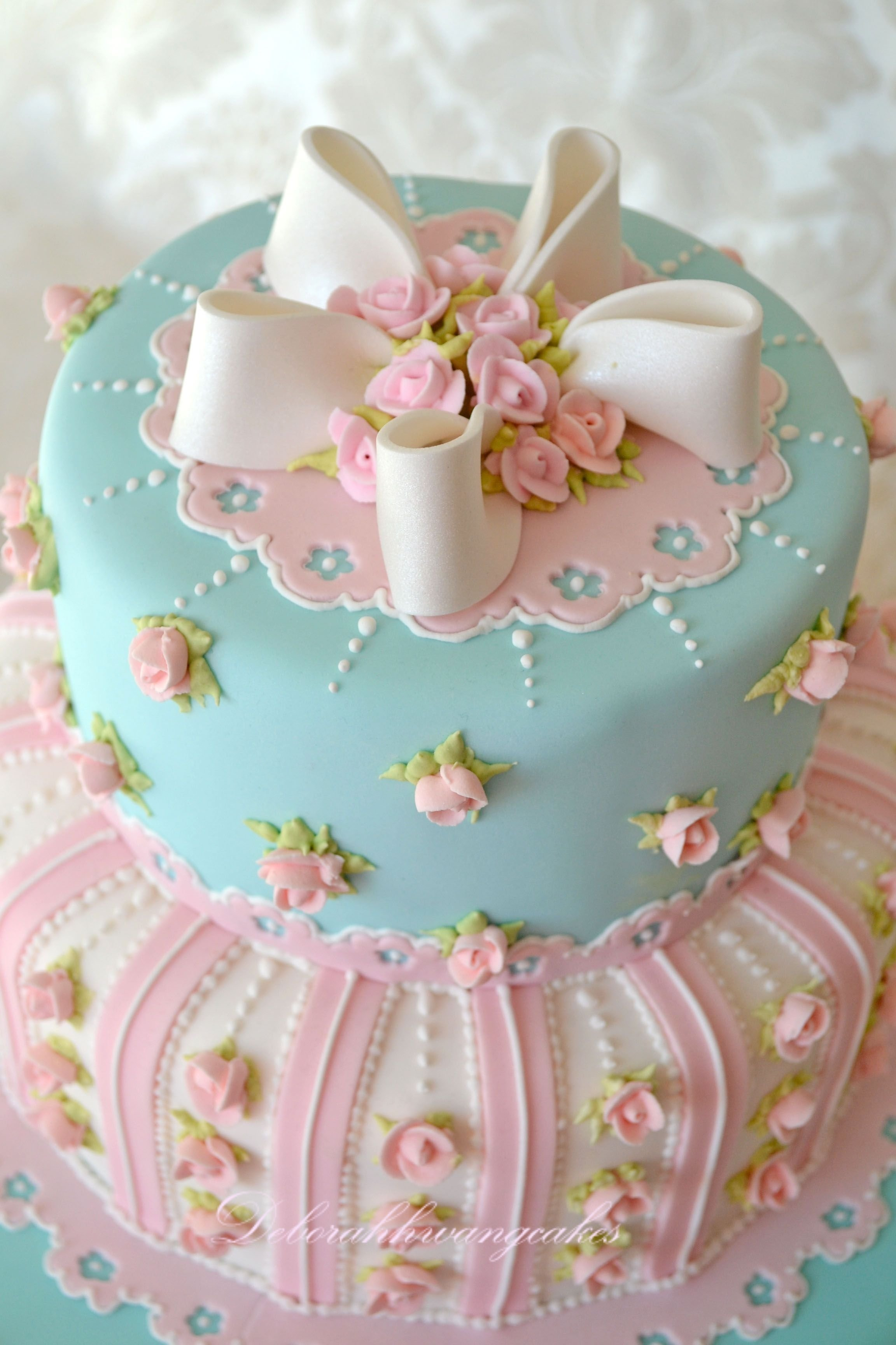 10 Awesome Birthday Cake Ideas For Women this cake for a girls birthday or tea party or if its a girl it 2020