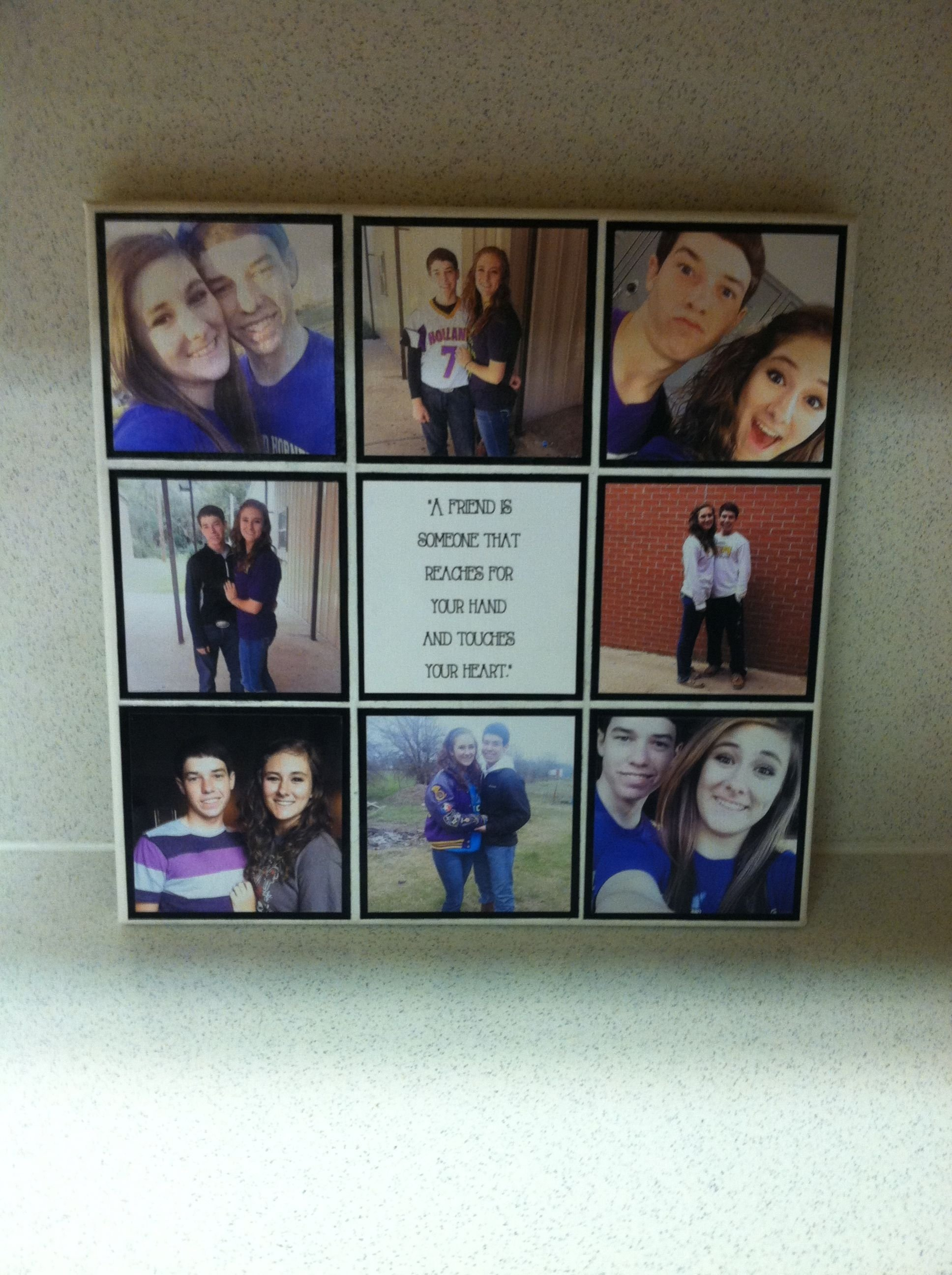 10 Cute Birthday Gift Idea For Girlfriend this is the birthday gift i made for my sons girlfriend hope she 2