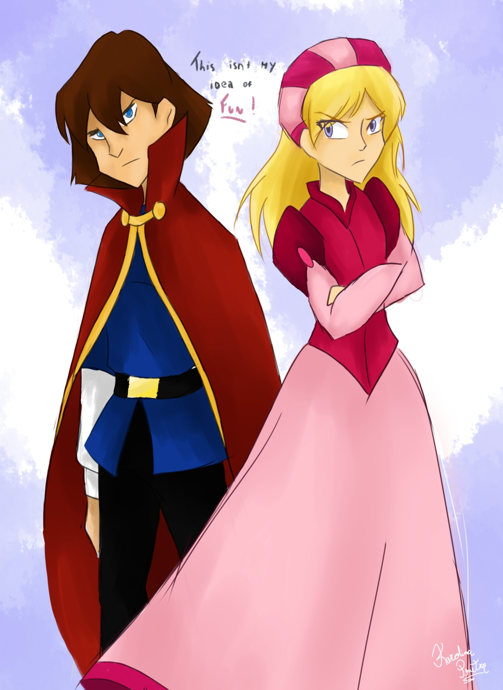 10 Fabulous Swan Princess This Is My Idea this isnt my idea of funtaiara sama on deviantart 1 2020
