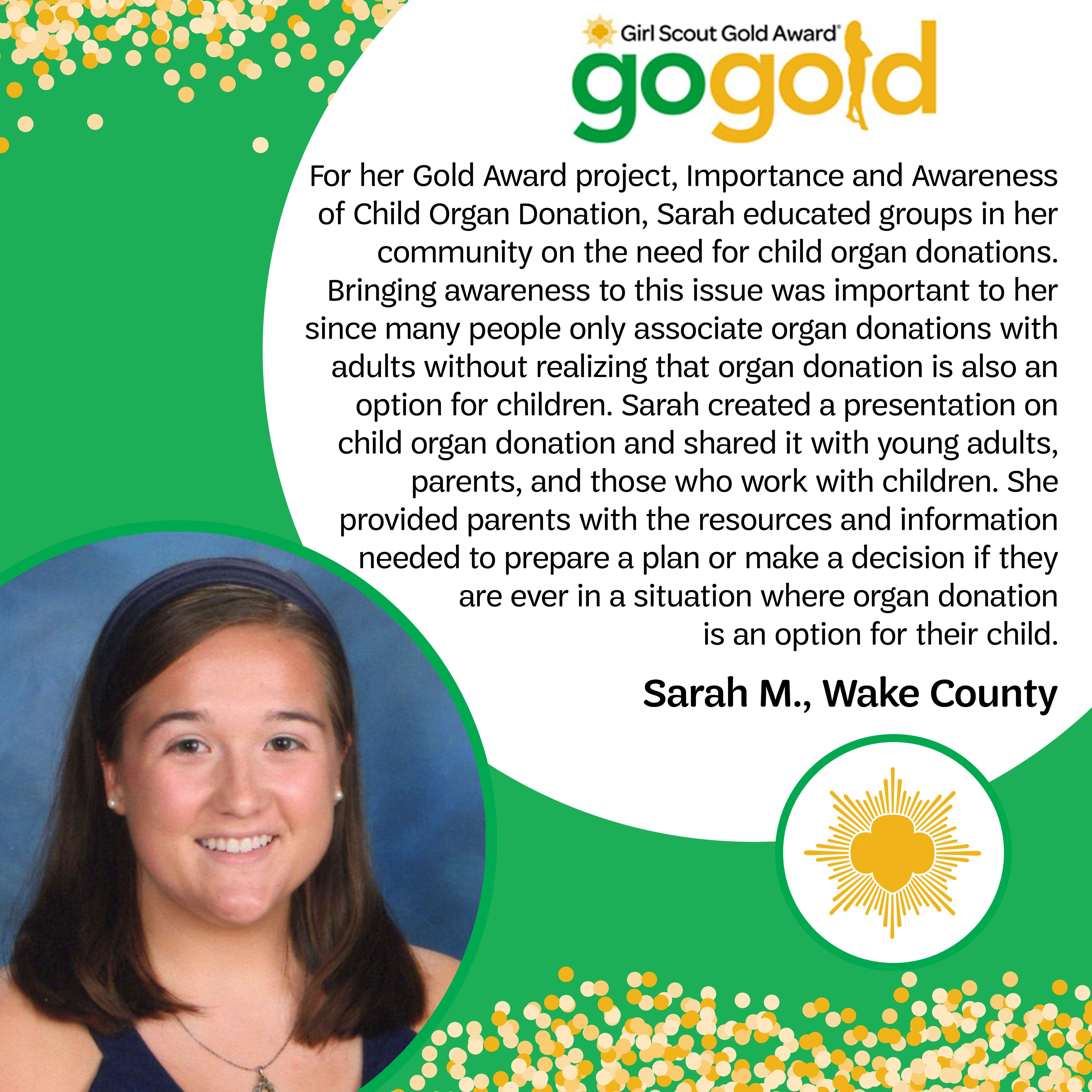 10 Unique Girl Scouts Gold Award Ideas this year we honored seventeen amazing girl scouts from western 2021