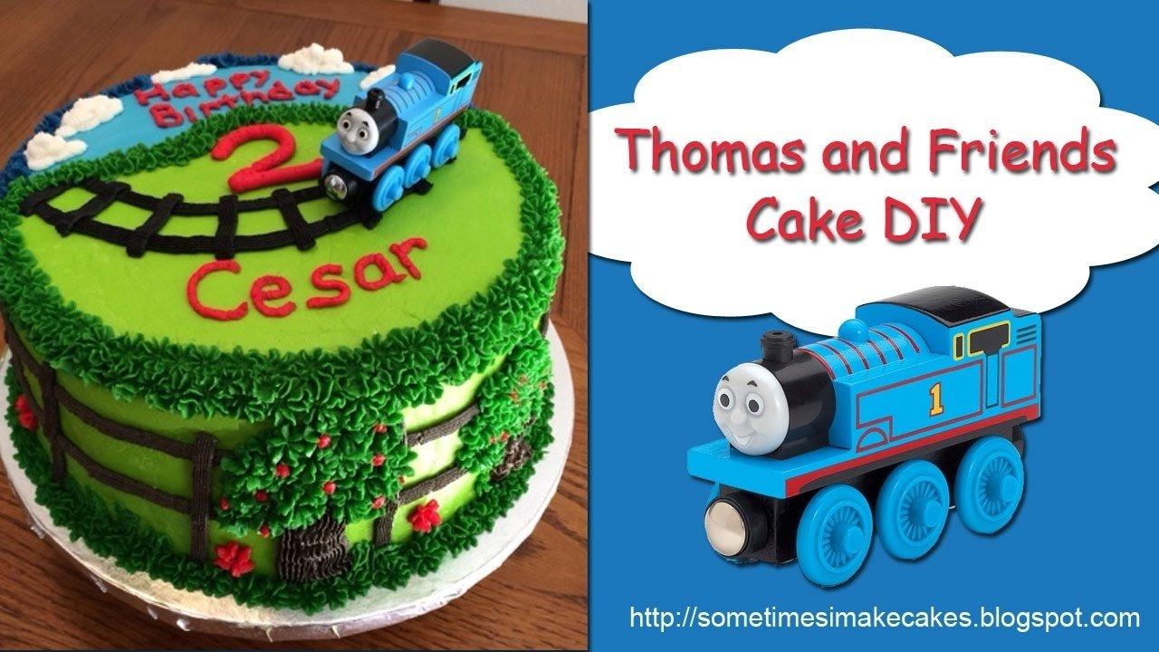 10 Nice Thomas And Friends Cake Ideas thomas and friends birthday cake youtube