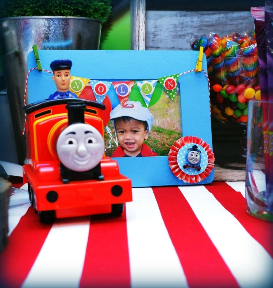 10 Most Recommended Thomas And Friends Birthday Party Ideas thomas and friends birthday party ideas photo 4 of 17 catch my party 2020