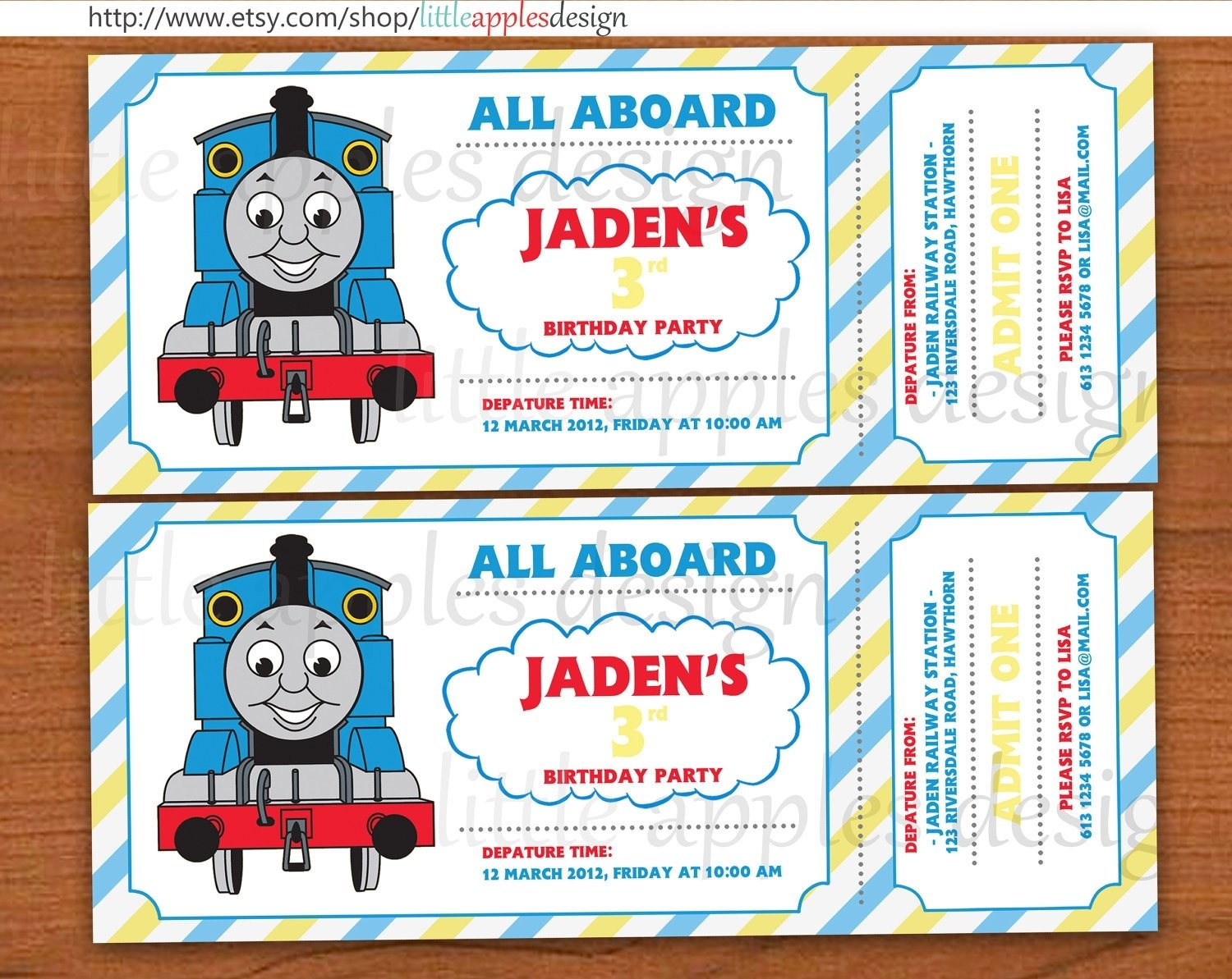 10 Most Recommended Thomas And Friends Birthday Party Ideas thomas and friends birthday party invitations on thomas the tank 2020
