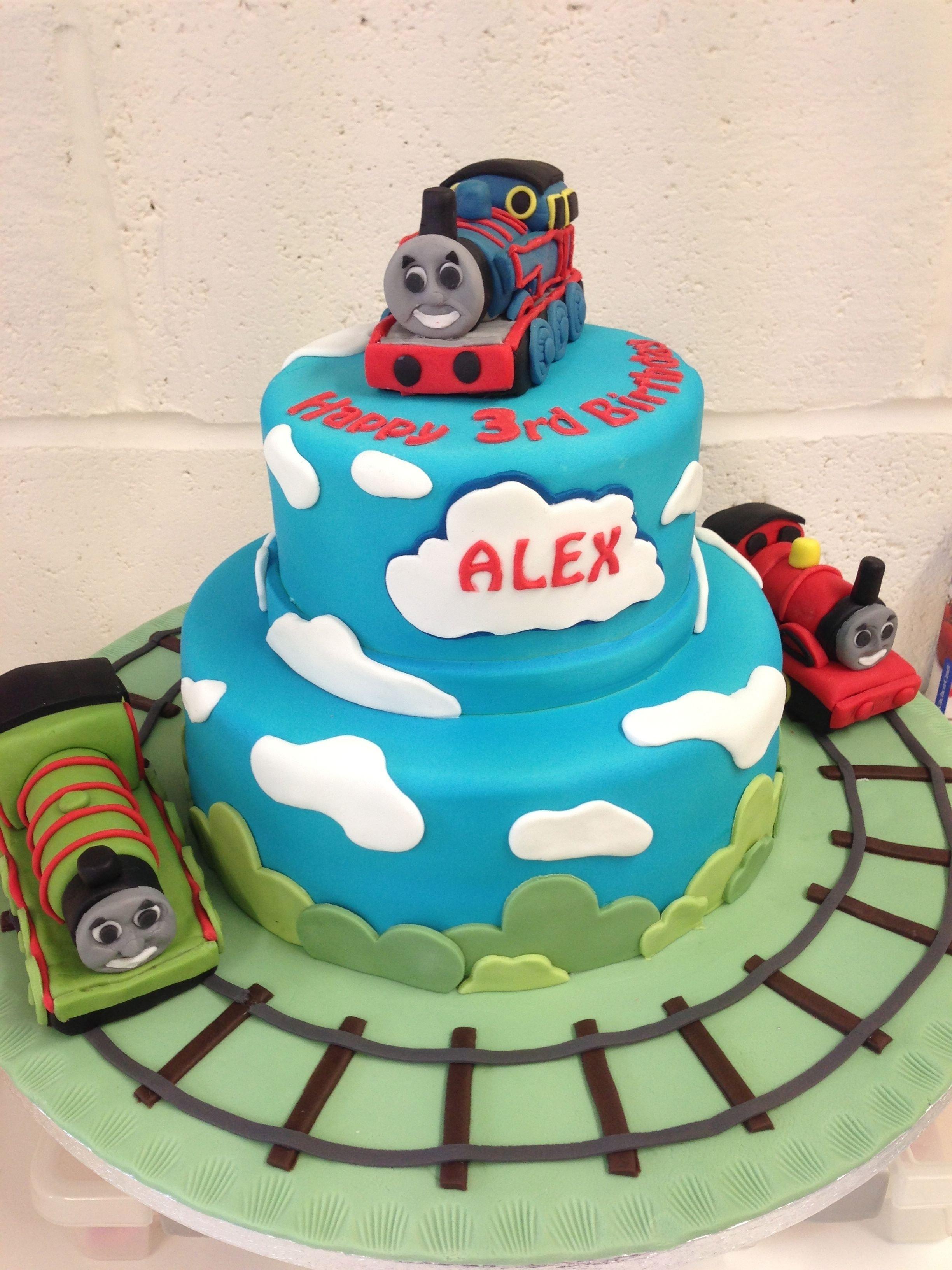 10 Nice Thomas And Friends Cake Ideas thomas and friends cake google search diegos 2nd bday thomas