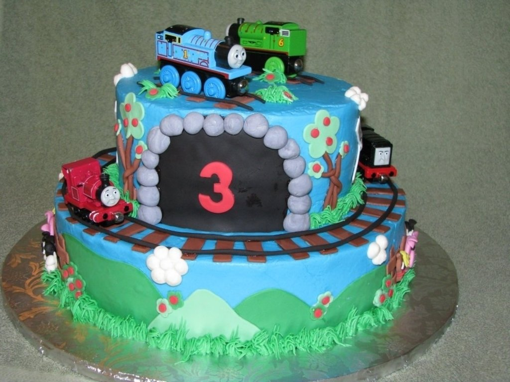 10 Nice Thomas And Friends Cake Ideas thomas friends birthday cake cakecentral 2020