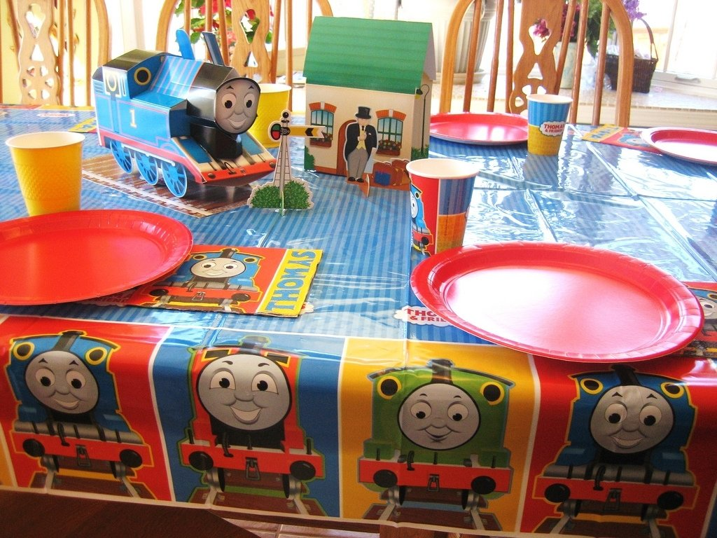 10 Most Recommended Thomas The Tank Engine Party Ideas thomas tank engine birthday thomas the tank engine party i flickr