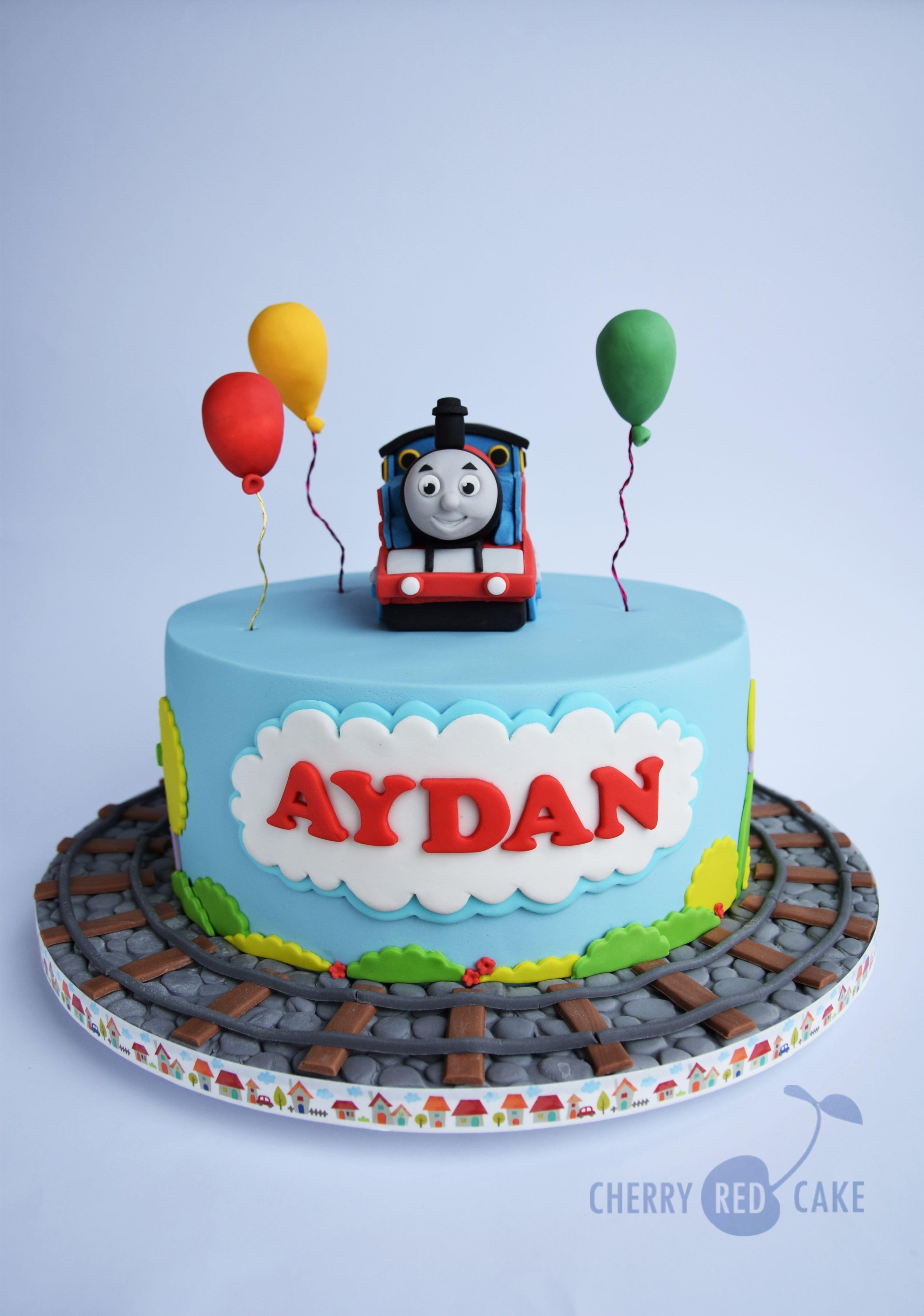 10 Nice Thomas And Friends Cake Ideas thomas the tank engine cake mix birthday jax jos pinterest 2020