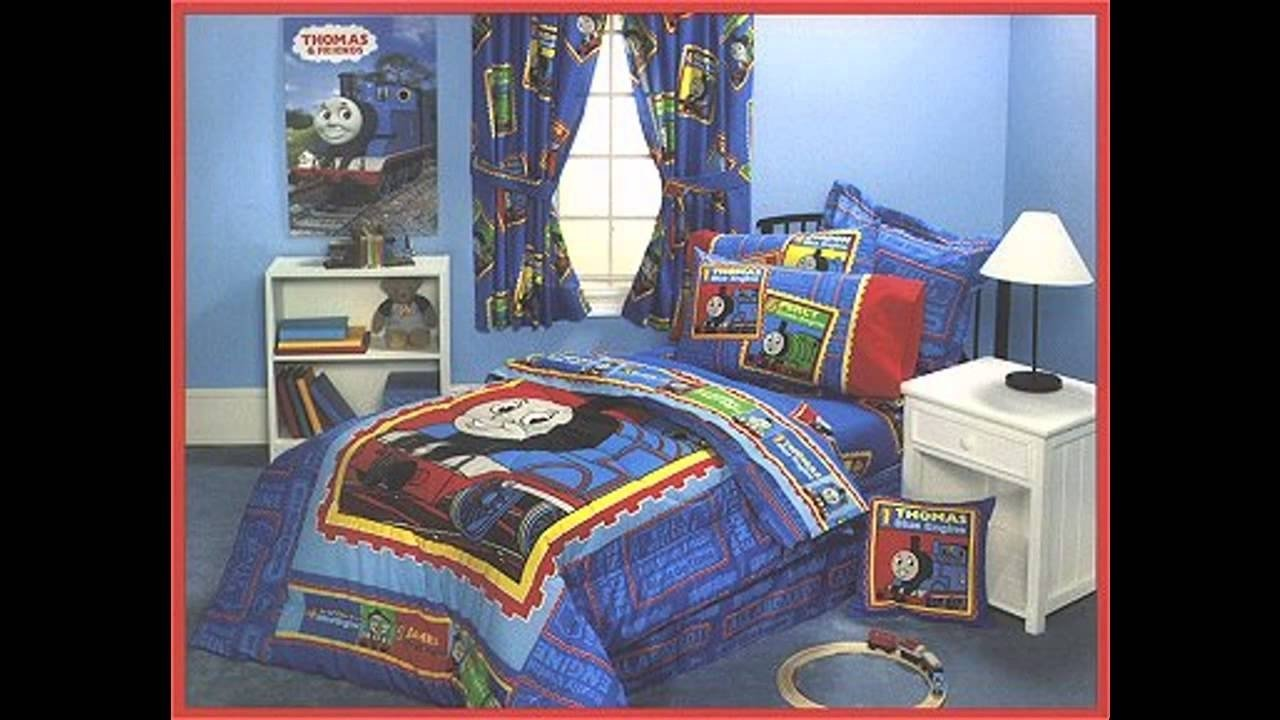 10 Stylish Thomas The Train Bedroom Ideas thomas the train bedroom decorations ideas youtube 2020
