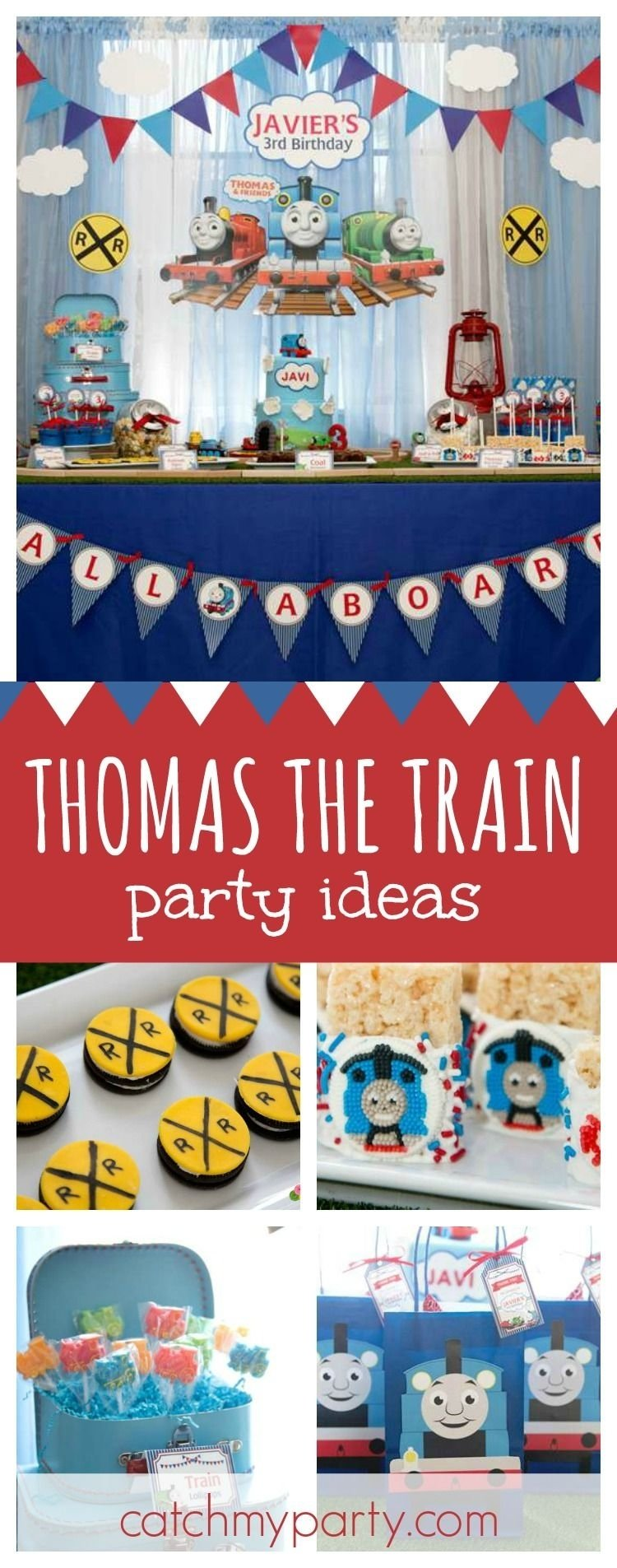 10 Most Recommended Thomas And Friends Birthday Party Ideas thomas the train birthday thomas and friends birthday party 1 2020