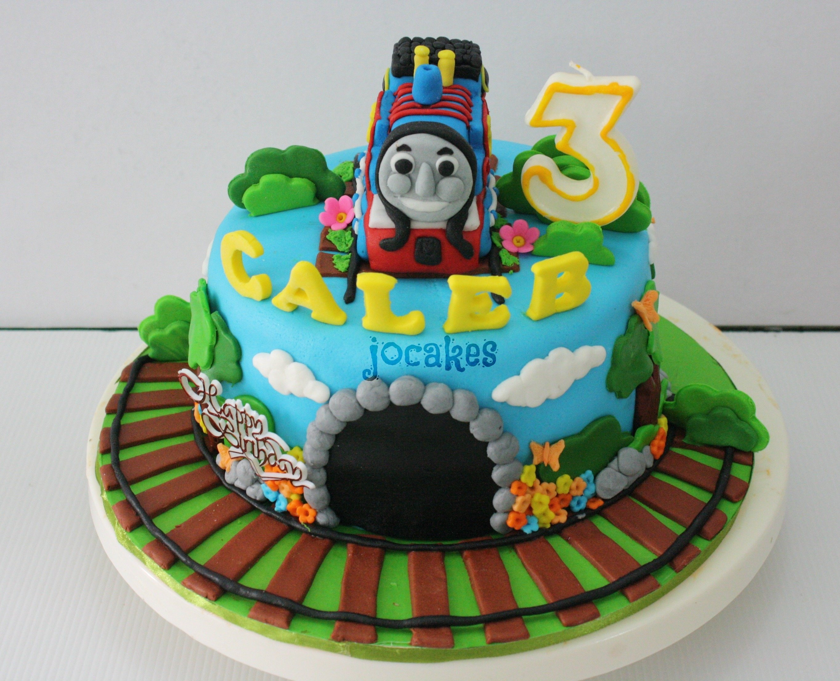 10 Amazing Thomas The Train Cakes Ideas thomas the train cake designs thomas the train cake for toddlers 2021