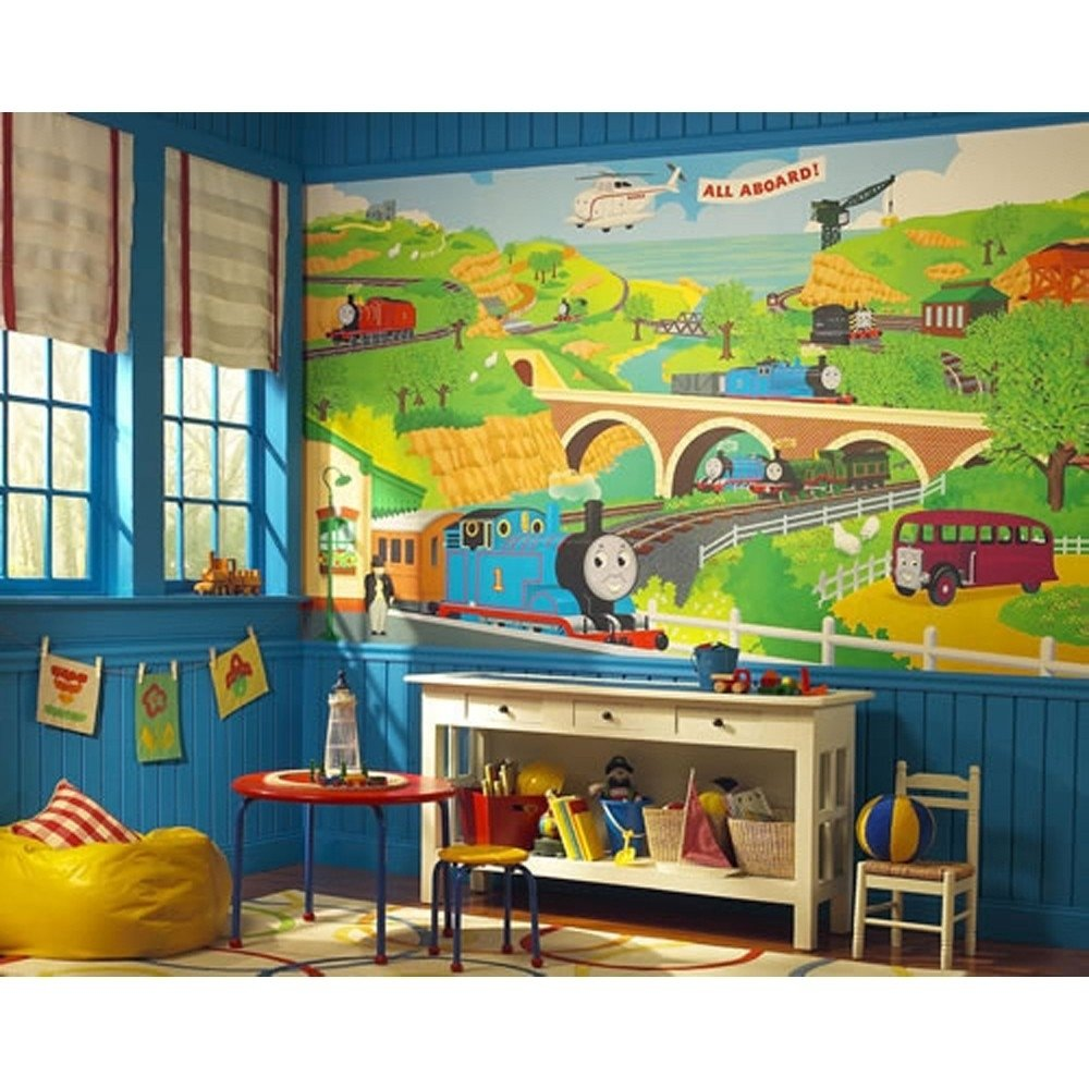 10 Stylish Thomas The Train Bedroom Ideas thomas the train room decor canada deboto home design best 2020