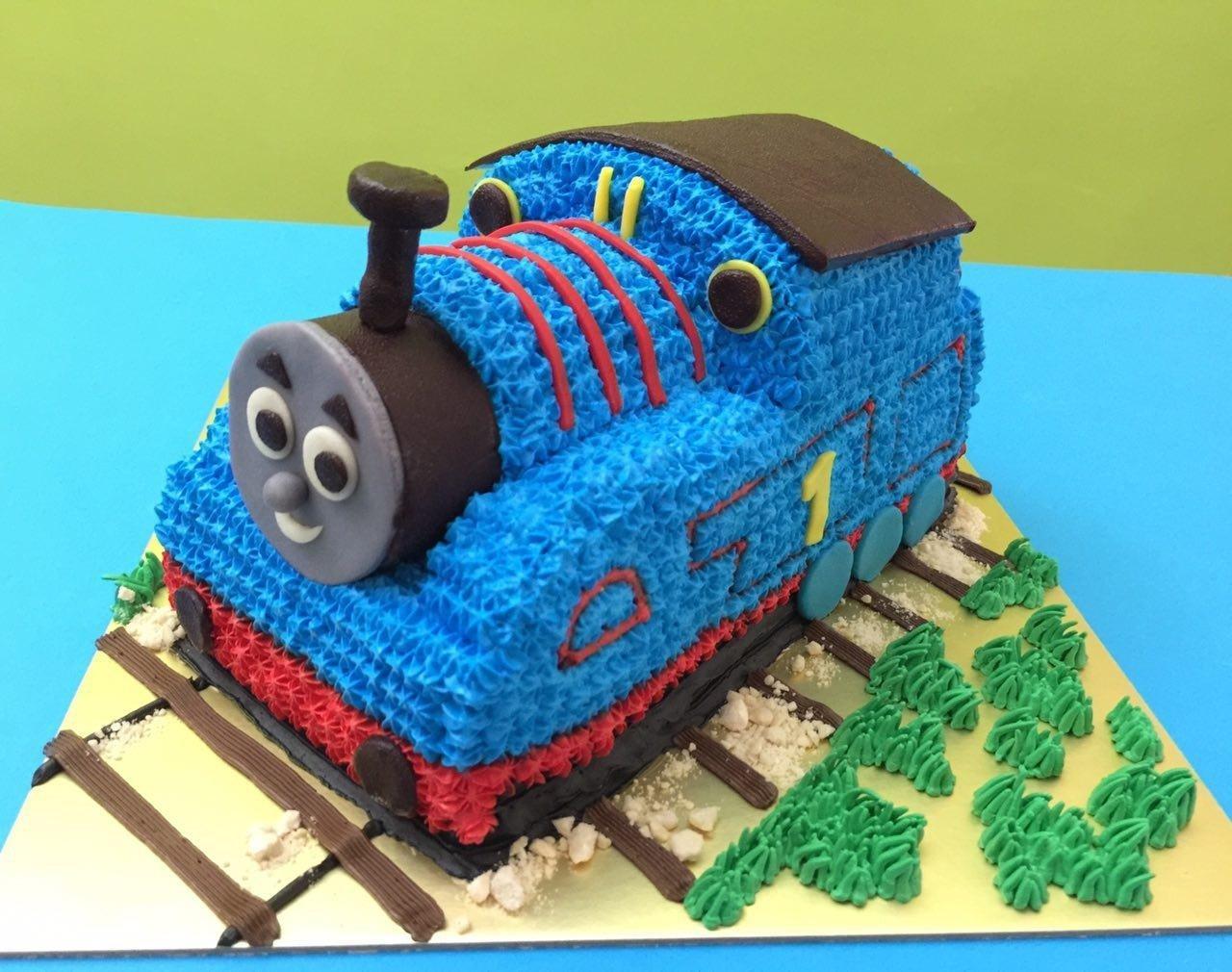 10 Amazing Thomas The Train Cakes Ideas thomas train cake singapore all time childrens favorite 2021