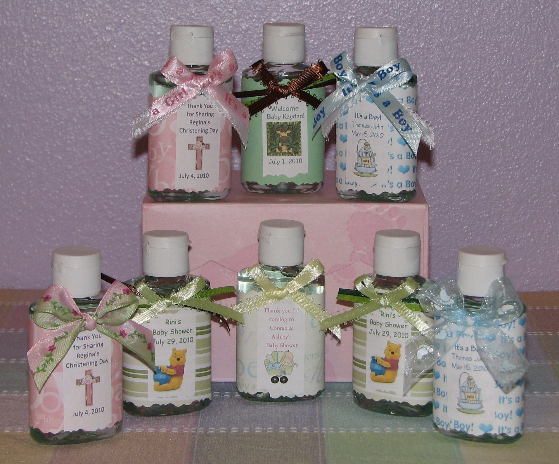 10 lovable baby shower favors ideas to make