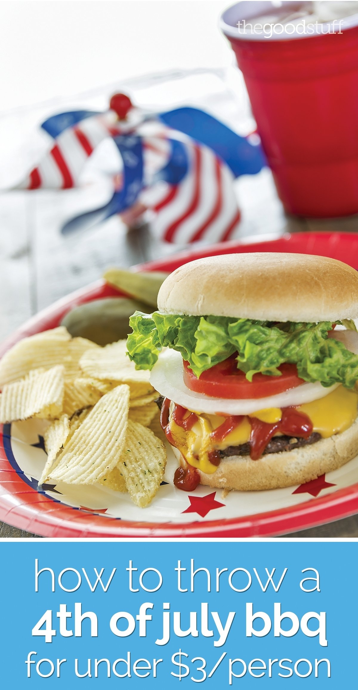 10 Lovely 4Th Of July Bbq Menu Ideas throw a 4th of july bbq for under 3 per person thegoodstuff 2020
