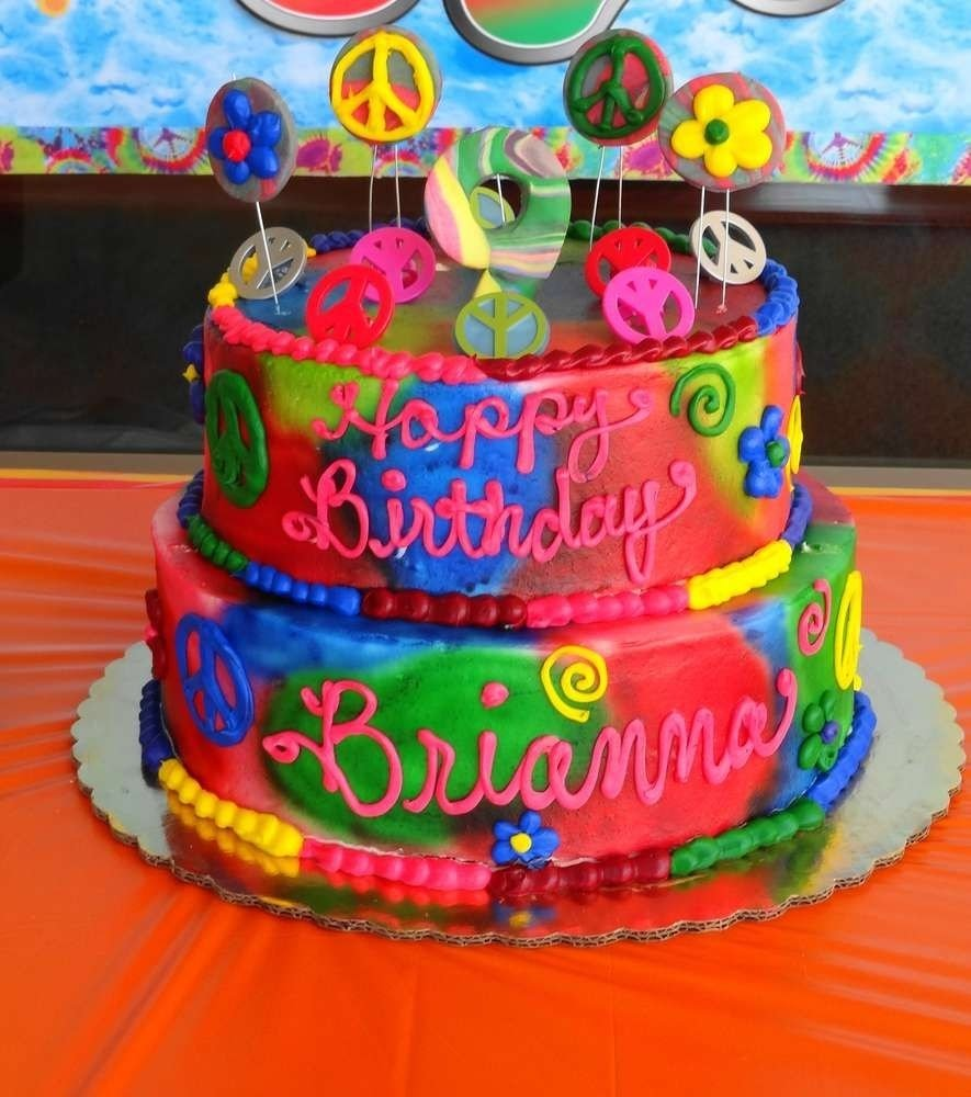 10 most recommended tie dye birthday party ideas