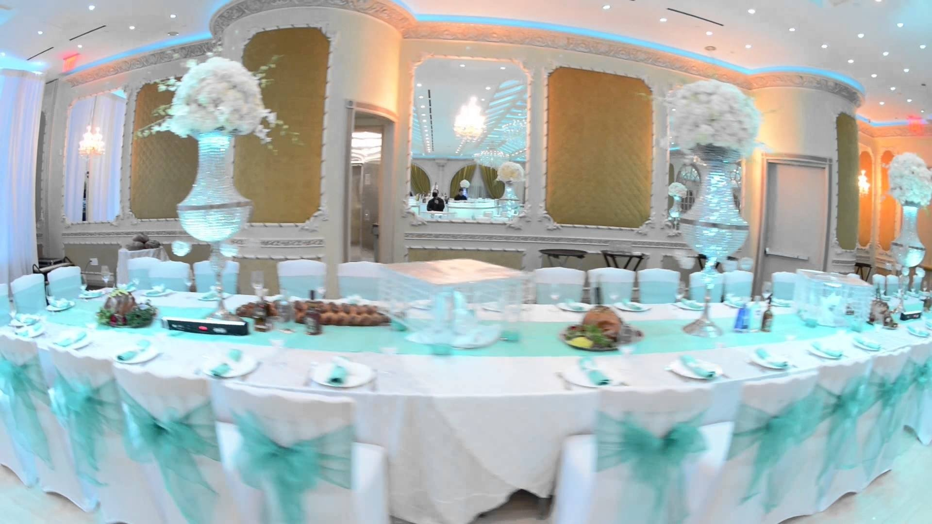 10 Attractive Tiffany Blue Wedding Theme Ideas tiffany co theme decorvip floral design 917 9164714 youtube 2020