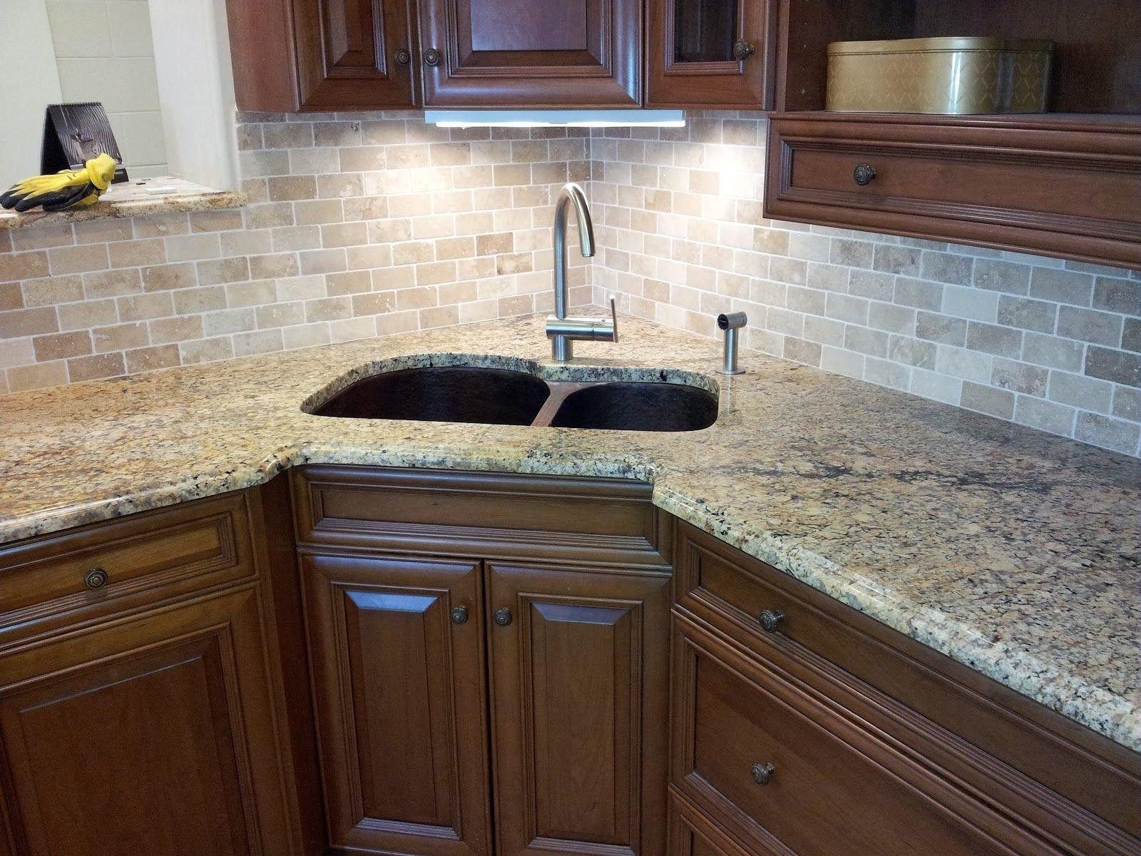 10 Gorgeous Ideas For Kitchen Backsplash With Granite Countertops tile backsplashes with granite countertops tile backsplash and 2020