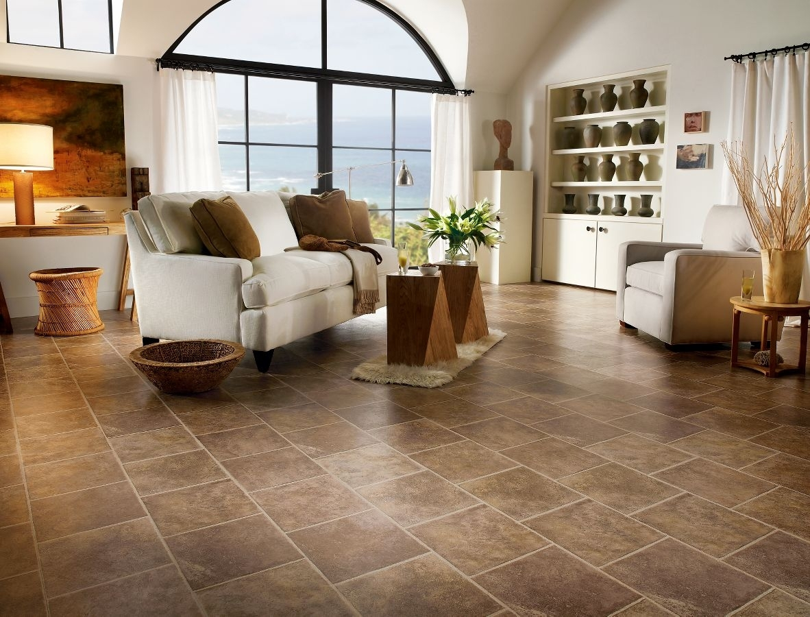 10 Famous Living Room Tile Floor Ideas %name 2020
