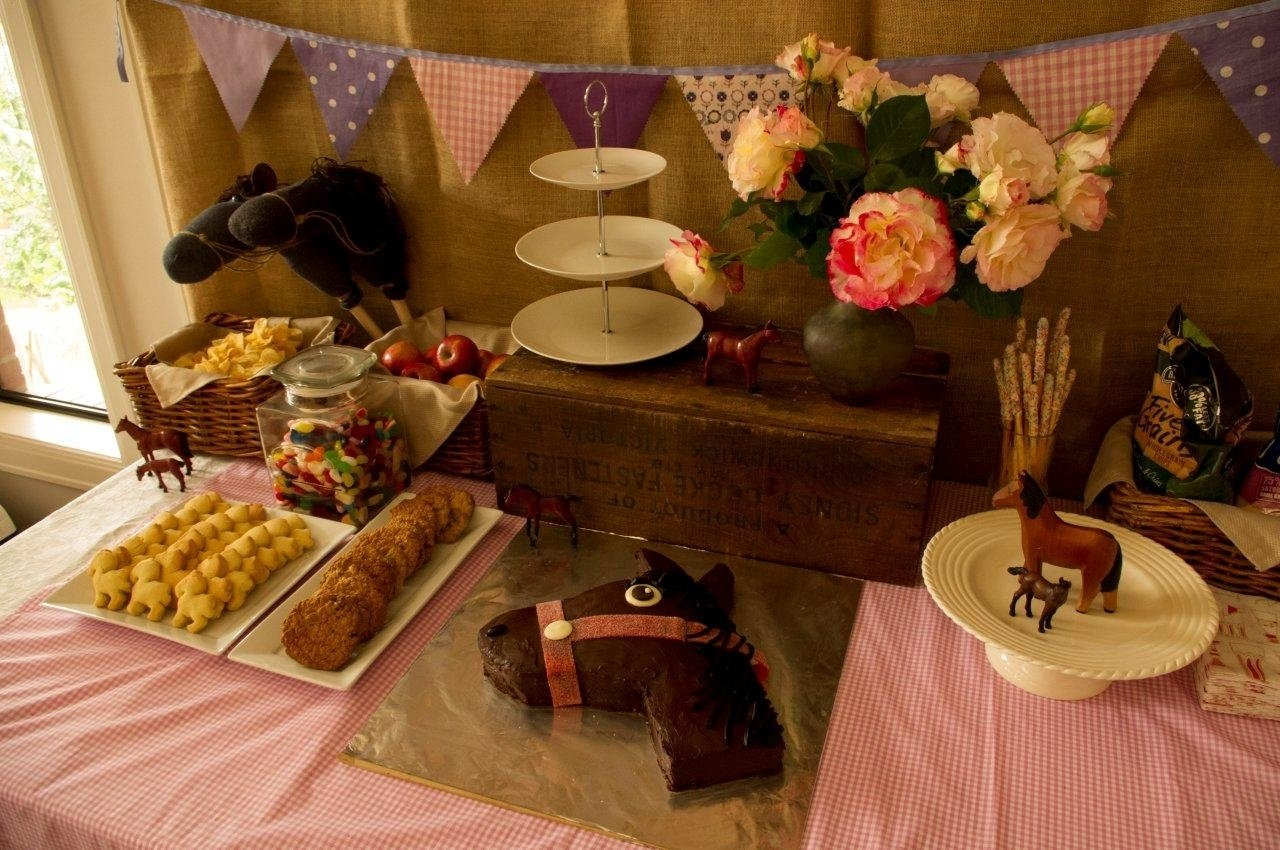 10 Stylish Horse Themed Birthday Party Ideas tillys horse racing party 2020