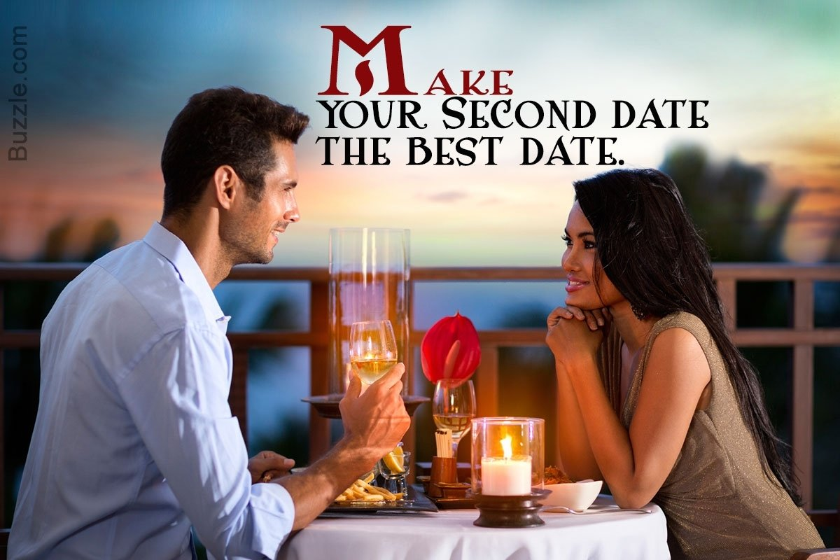 tips and ideas for a romantic and memorable second date