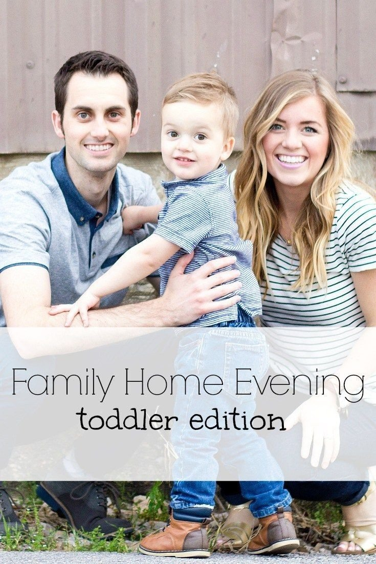 10 Elegant Family Home Evening Ideas For Toddlers tips on doing family home evening fhe with toddlers on a mom and 1 2021