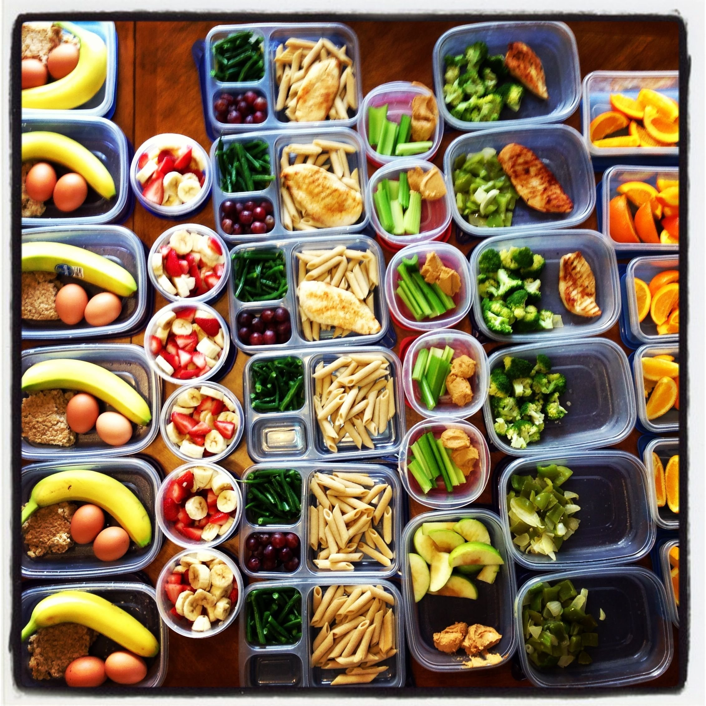 10 Pretty Clean Eating Meal Prep Ideas tips on how to meal prep clean eating meals meal ideas and clean 2020