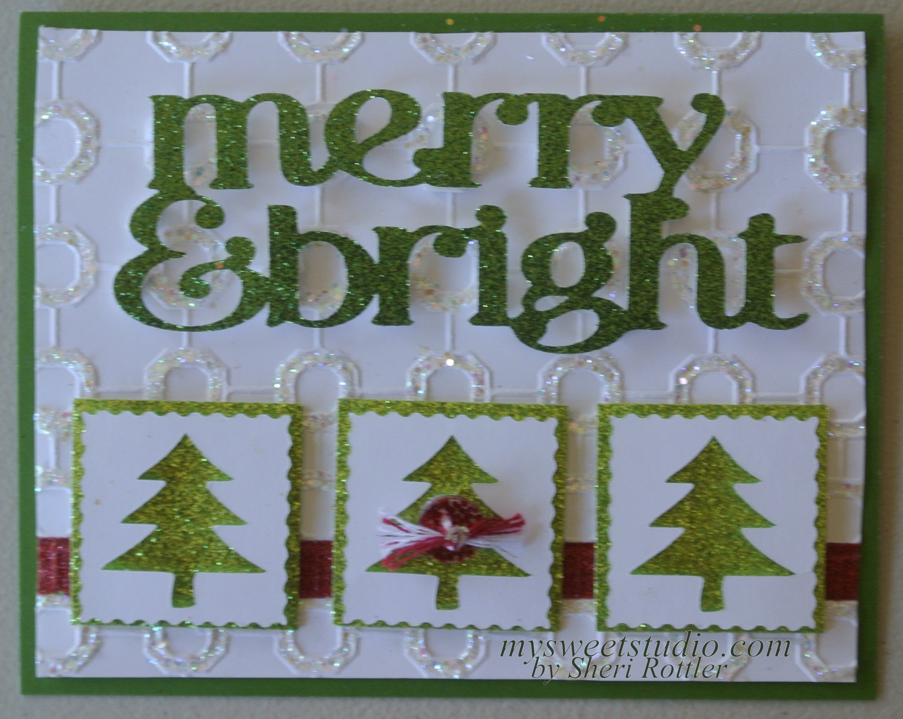 10 Best Close To My Heart Card Ideas tis the season to be merry bright my sweet studio 2021