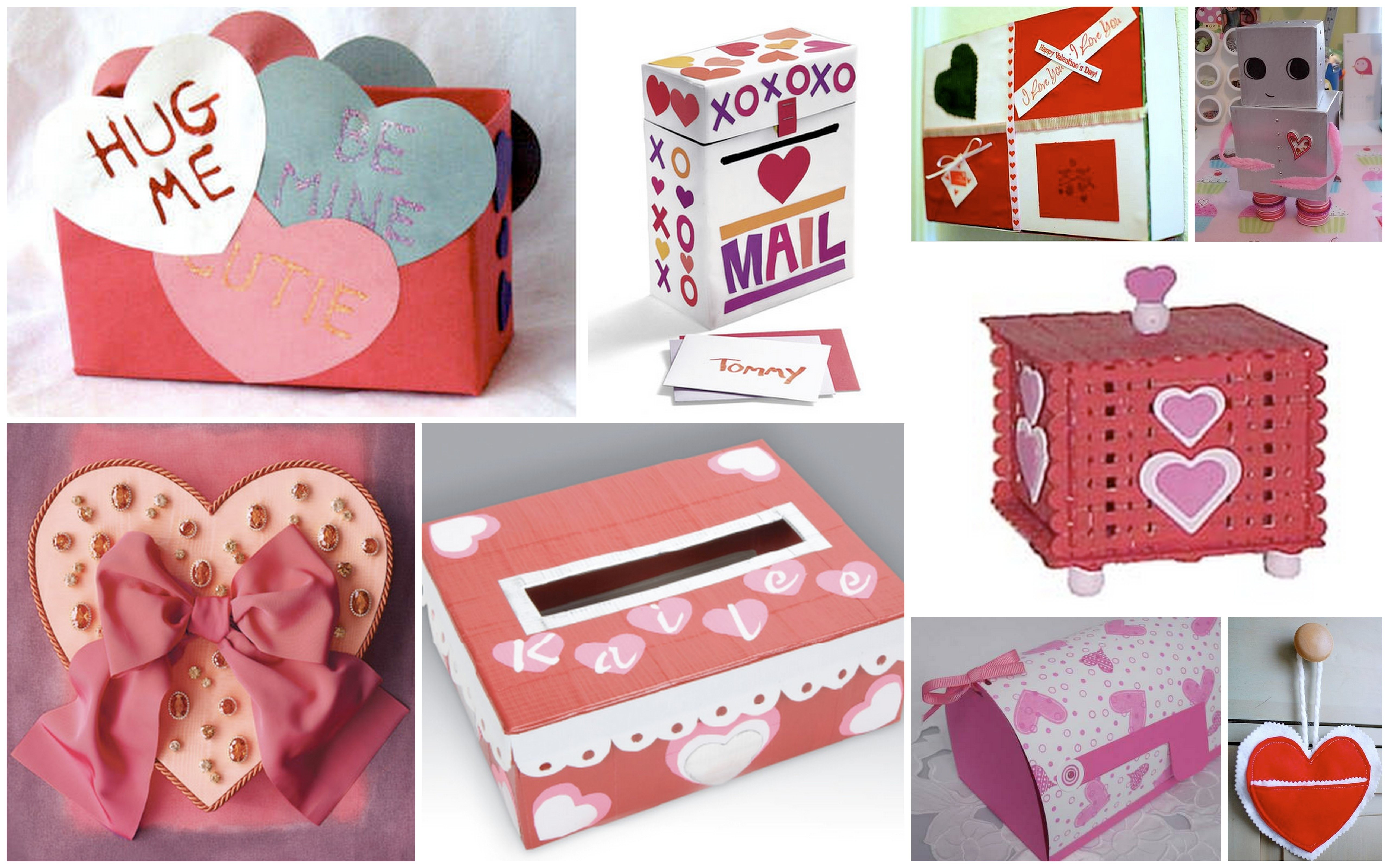 10 Most Popular Ideas For Valentines Day Boxes For School todaysmama valentines day mailboxes
