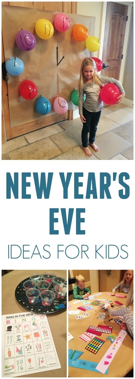 10 Lovely New Years Ideas For Kids toddler approved easy new years eve party ideas for kids 2020