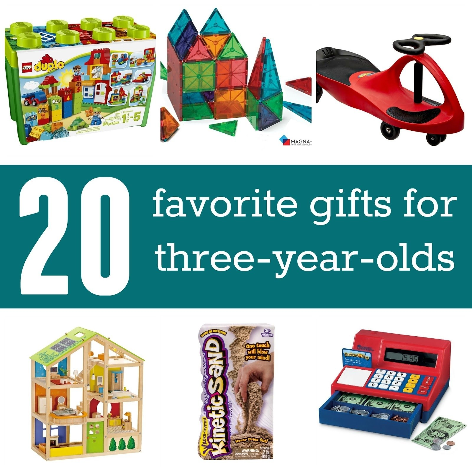 10 Wonderful Birthday Gift Ideas For 3 Year Old Boy Toddler Approved Favorite Gifts
