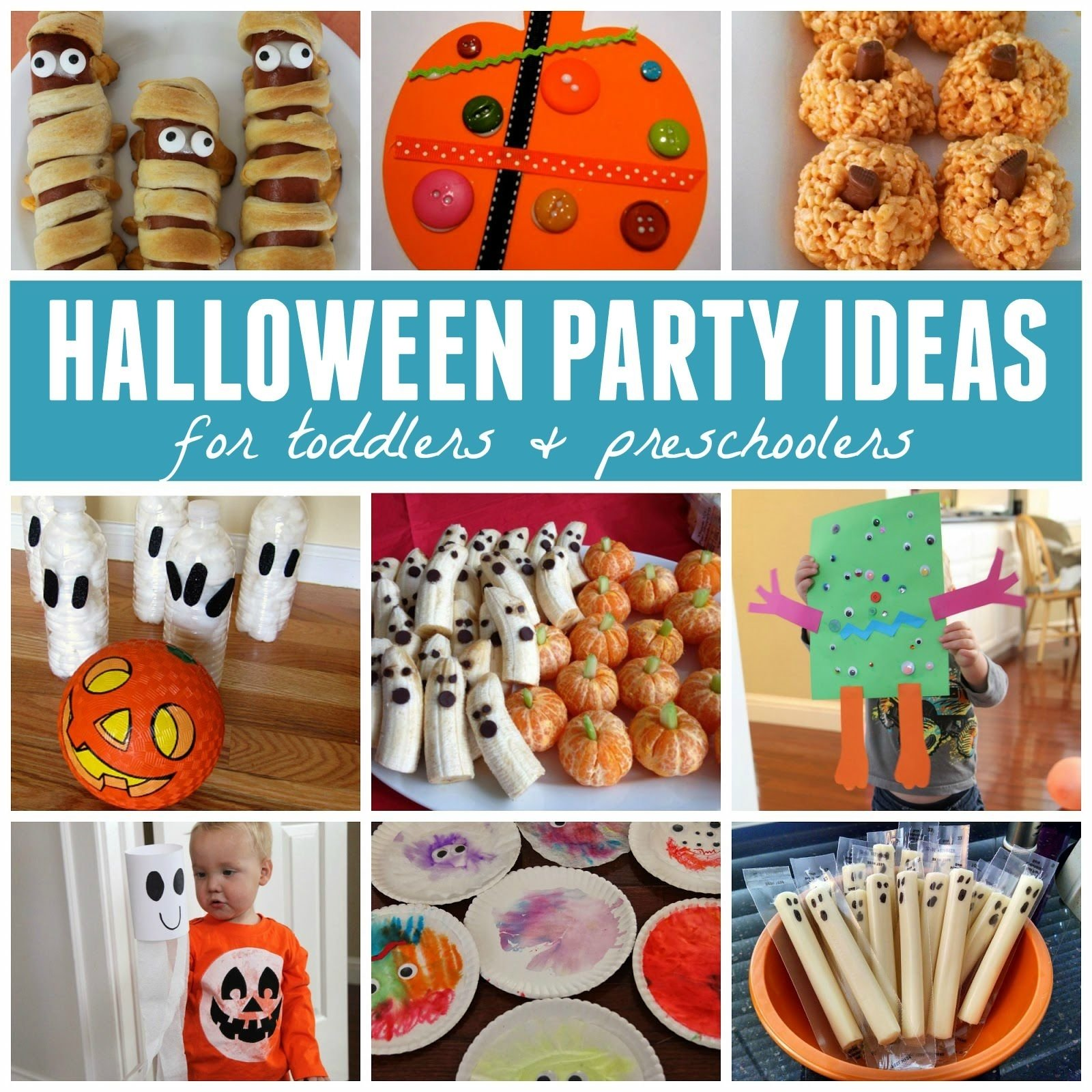10 Gorgeous Halloween Party Ideas For Toddlers toddler approved last minute halloween party ideas 2020