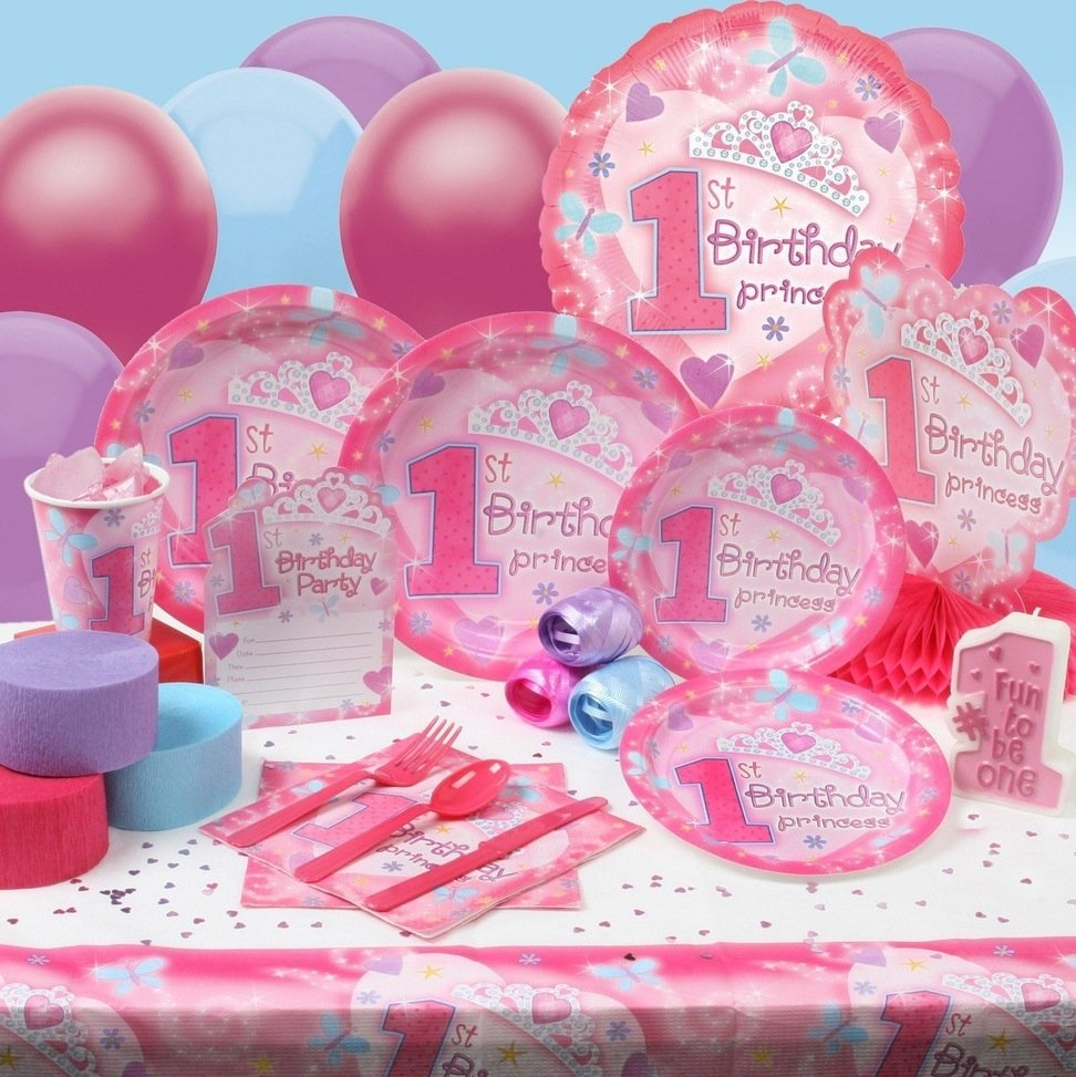 10 Attractive 1St Birthday Princess Party Ideas toddler birthday party ideas best decorations first themes loversiq 2021
