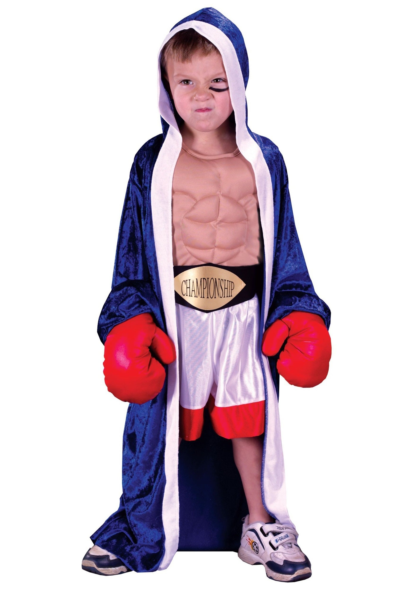 10 Amazing Halloween Costume Ideas For Boys toddler boxer champ costume kids boxer uniform costumes 2020