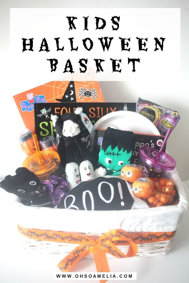 toddler halloween basket   halloween baskets, children s and goodies