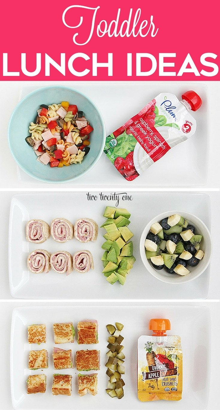 10 Perfect Easy Lunch Ideas For Toddlers toddler lunch ideas copy 1 2021