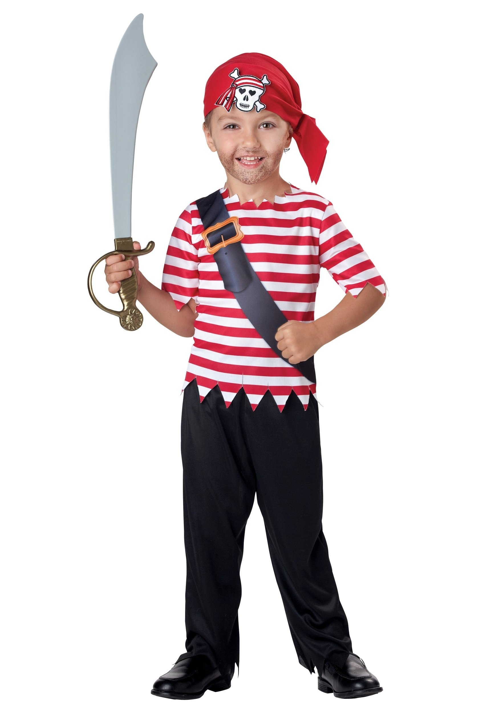 10 Great Pirate Costume Ideas For Kids toddler pirate costume 2020