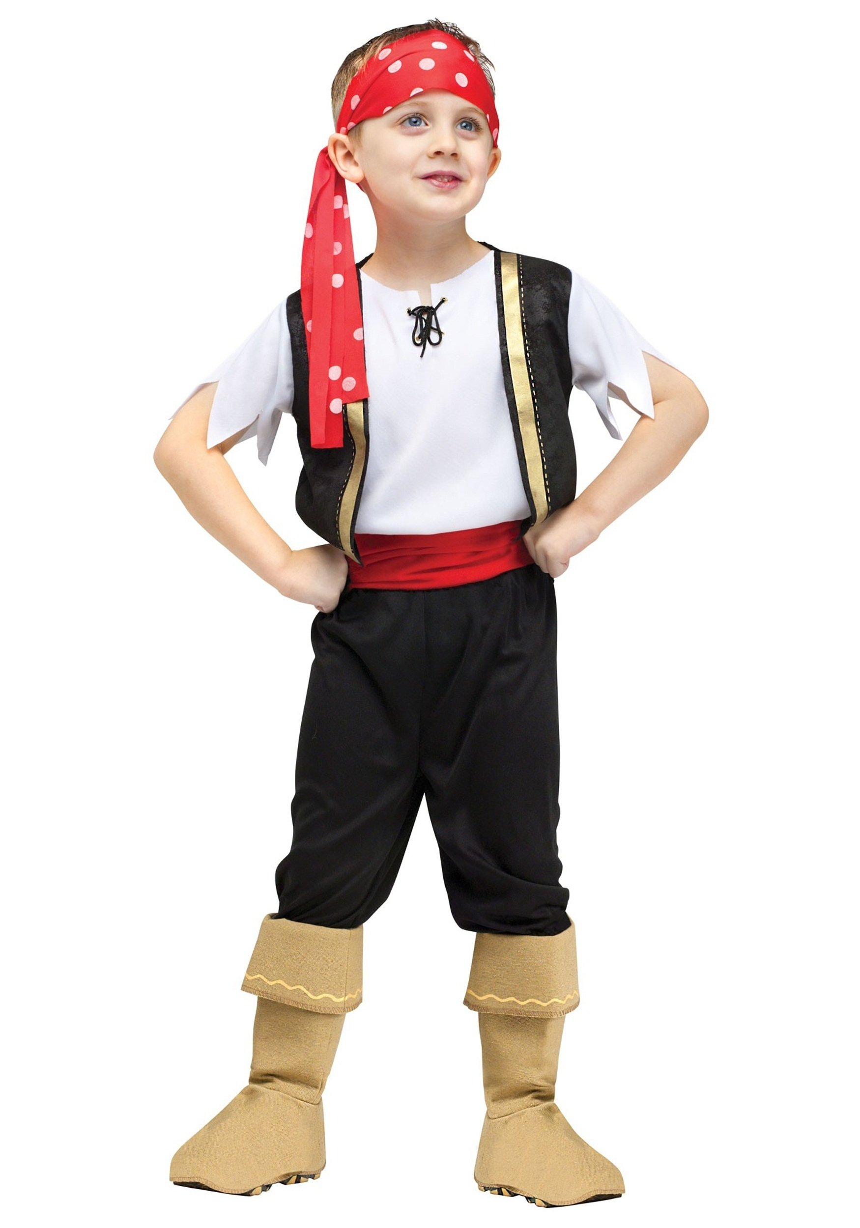 10 Great Pirate Costume Ideas For Kids toddler ship ahoy pirate costume halloween costumes 2020