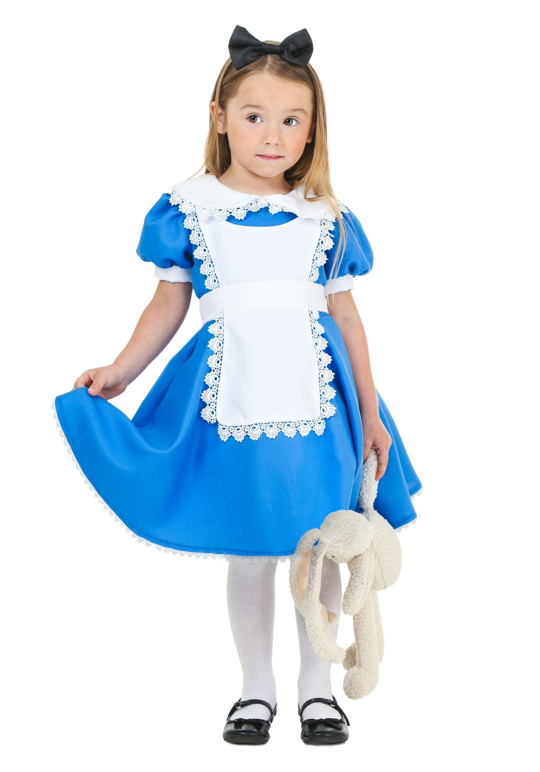 10 Gorgeous Alice And Wonderland Costume Ideas toddler supreme alice costume 2020